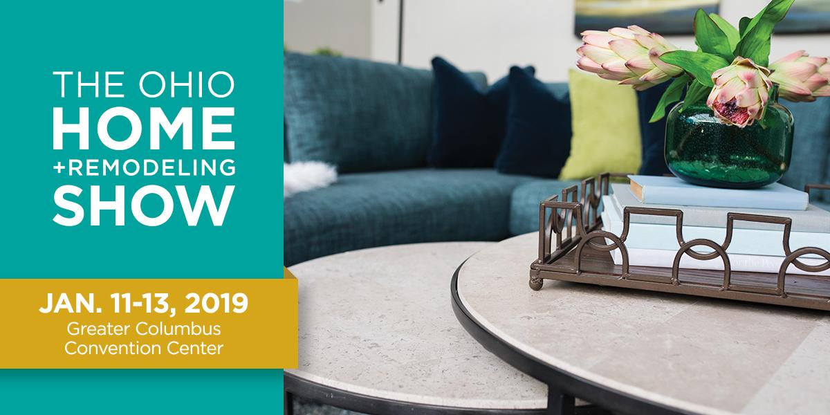 Ohio Home & Remodeling Show 2019 | prodigalpieces.com