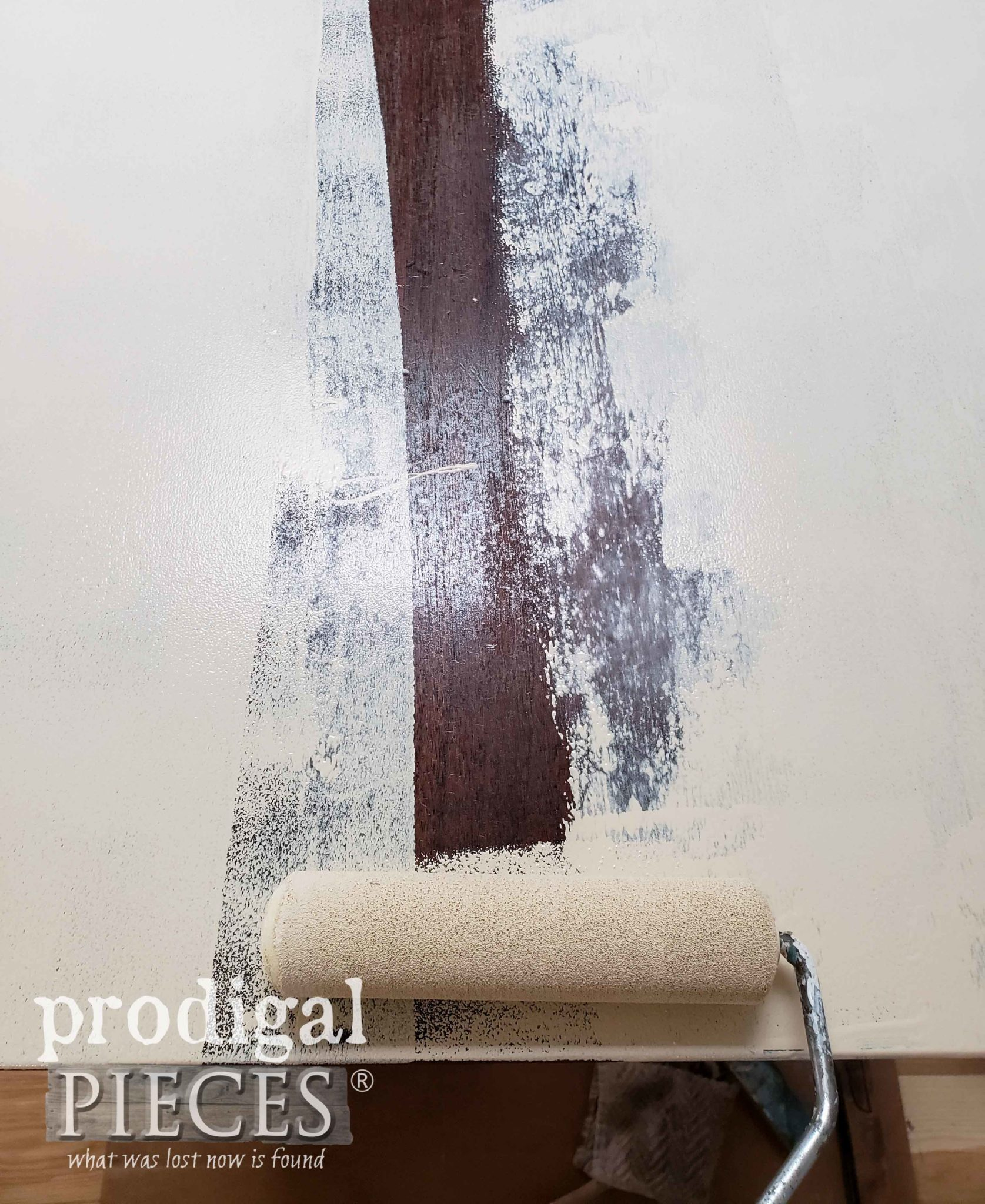 Applying Primer Coat Before Metallic Paint | prodigalpieces.com