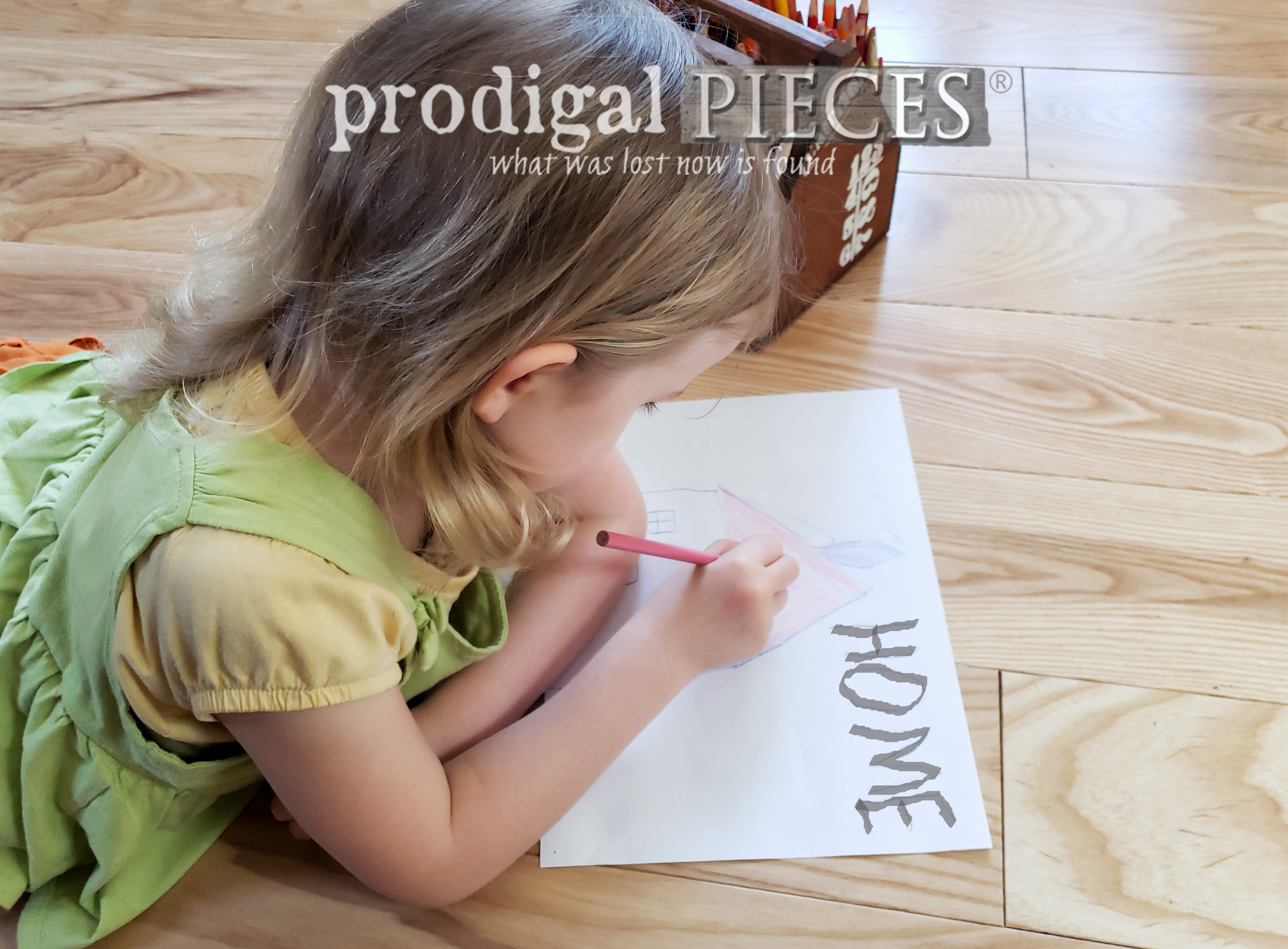 Featured Home is the Key Campaign for Habitat for Humanity | Visit prodigalpieces.com #prodigalpieces #home #homeisthekey #habitatforhumanity