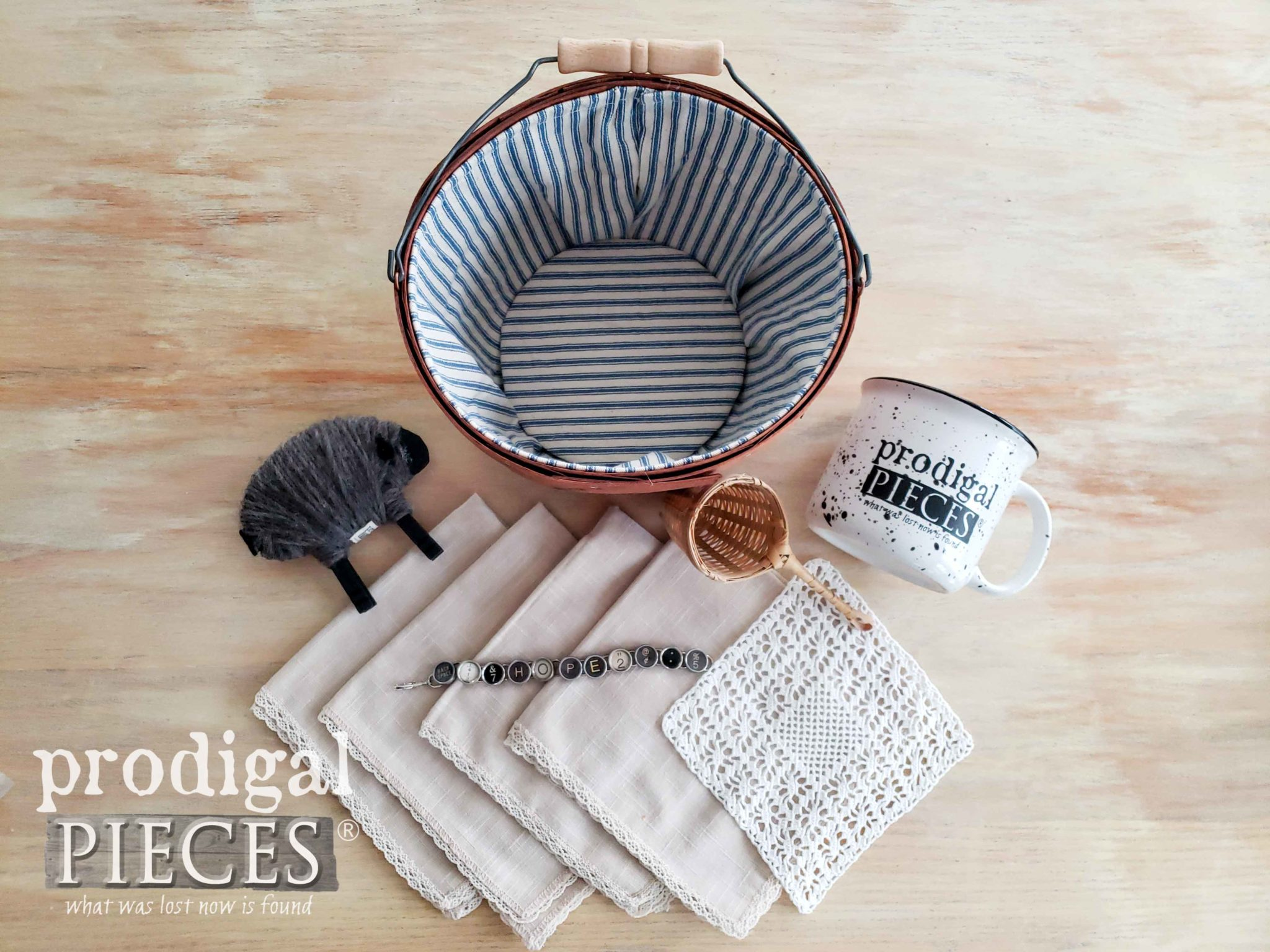 Prodigal Pieces Mother's Day Gift Basket Giveaway | Head to prodigalpieces.com #prodigalpieces #farmhouse #giveaway #home #homedecor #mothersday