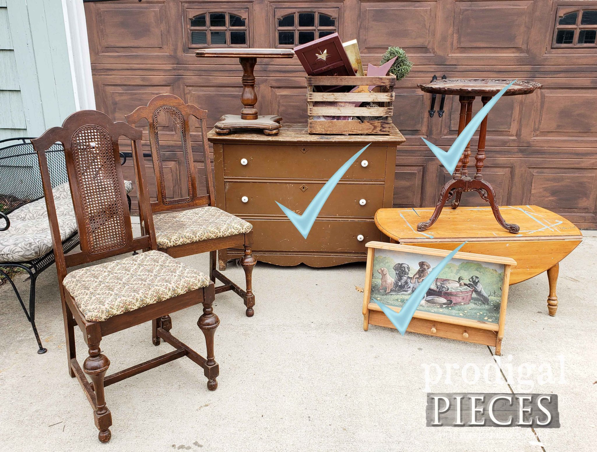 Curbside Haul Makeover Part 3 by Prodigal Pieces | prodigalpieces.com