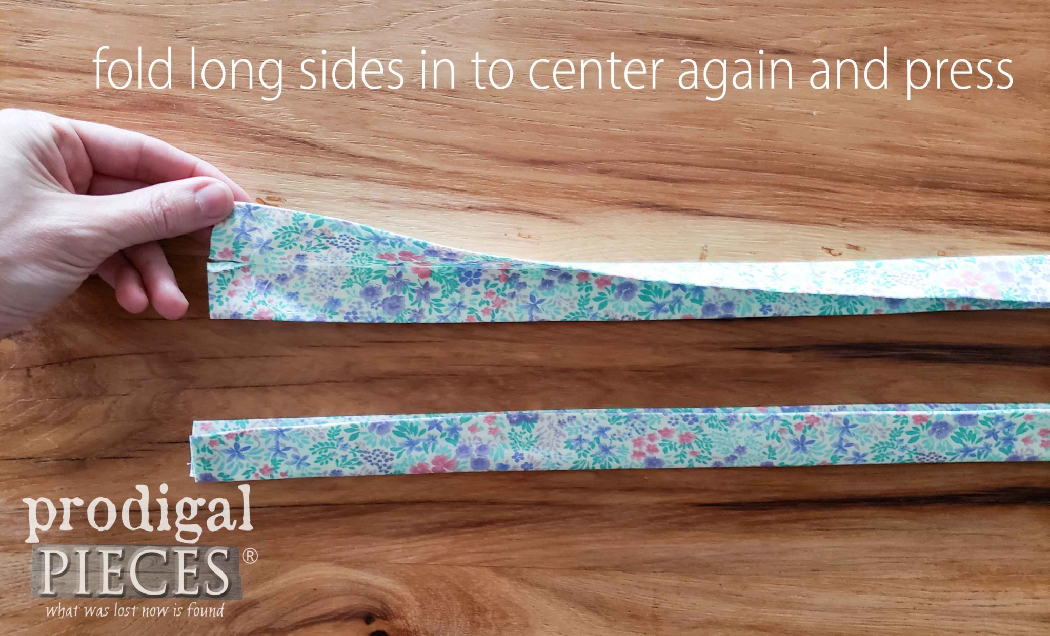 Making an Apron Strap by Prodigal Pieces | prodigalpieces.com