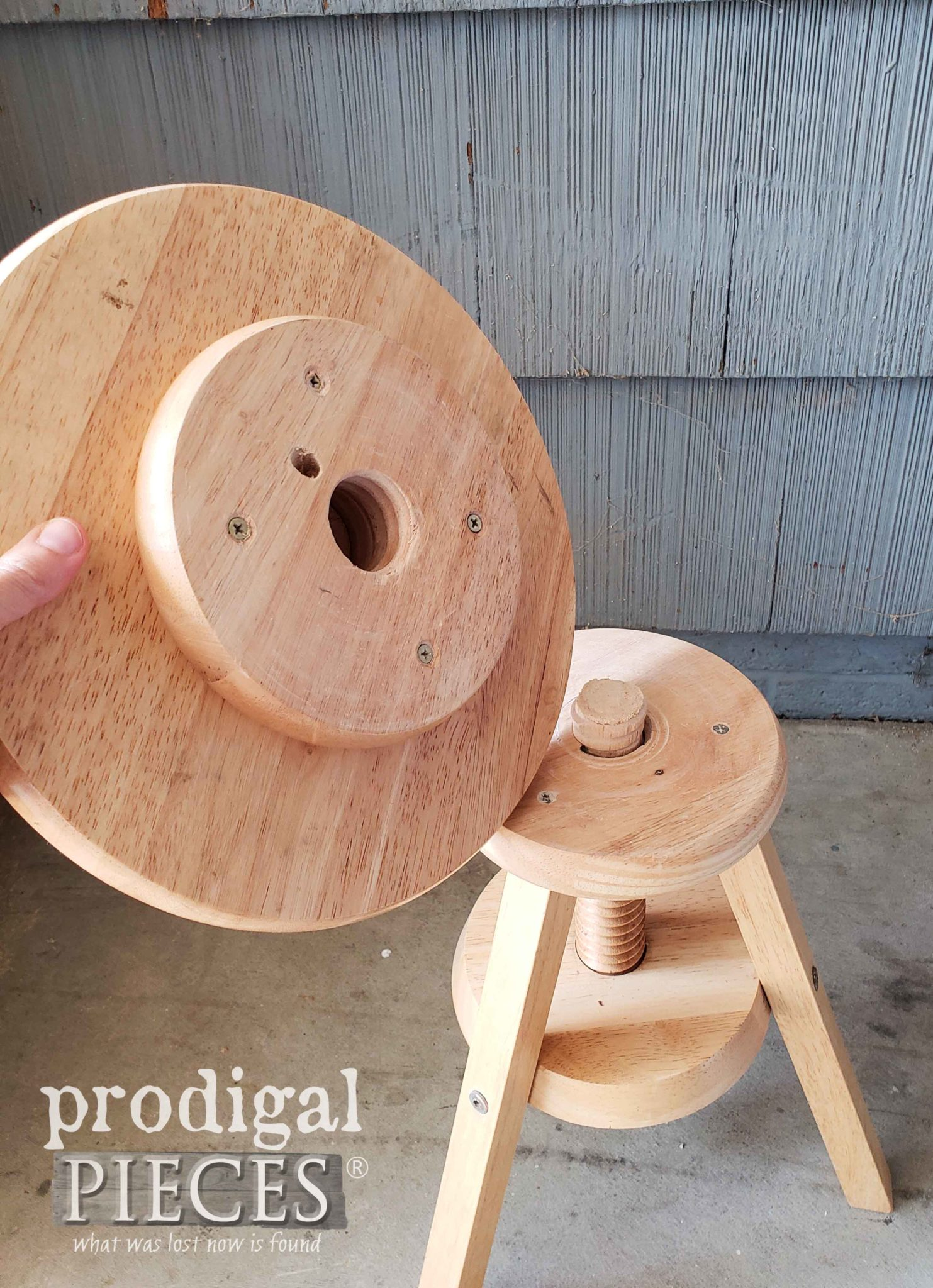 Broken Stool Top | prodigalpieces.com