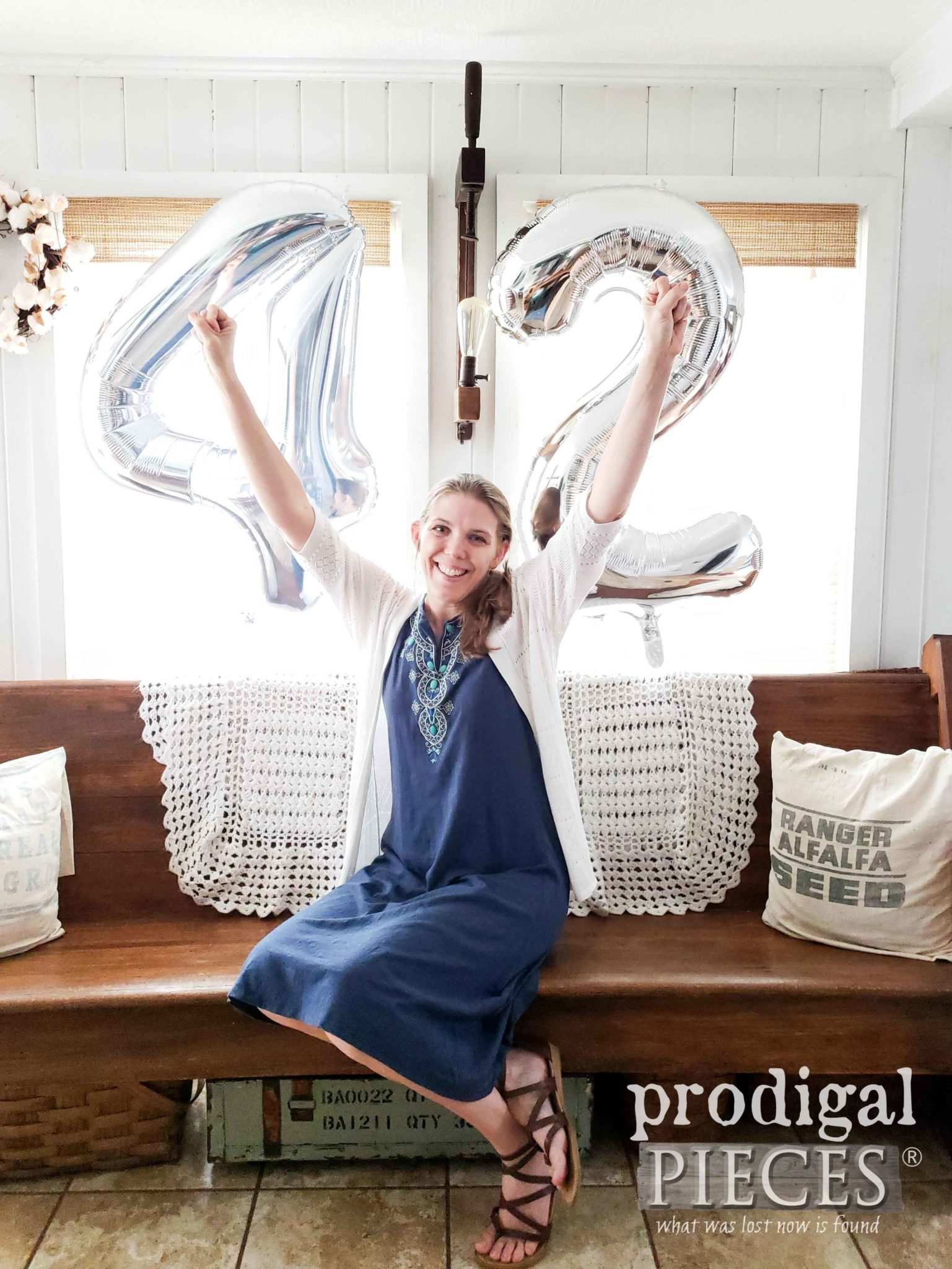 Celebrating the Joys of Life After 40 | Join Larissa of Prodigal Pieces | prodigalpieces.com #prodigalpieces #women #aging #life