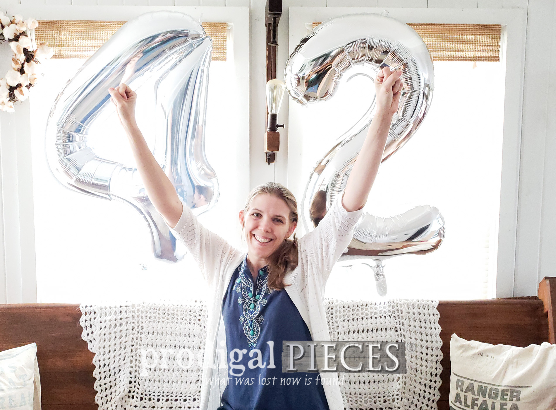 Featured Is there life after 40? You bet there is! | by Larissa of Prodigal Pieces | prodigalpieces.com