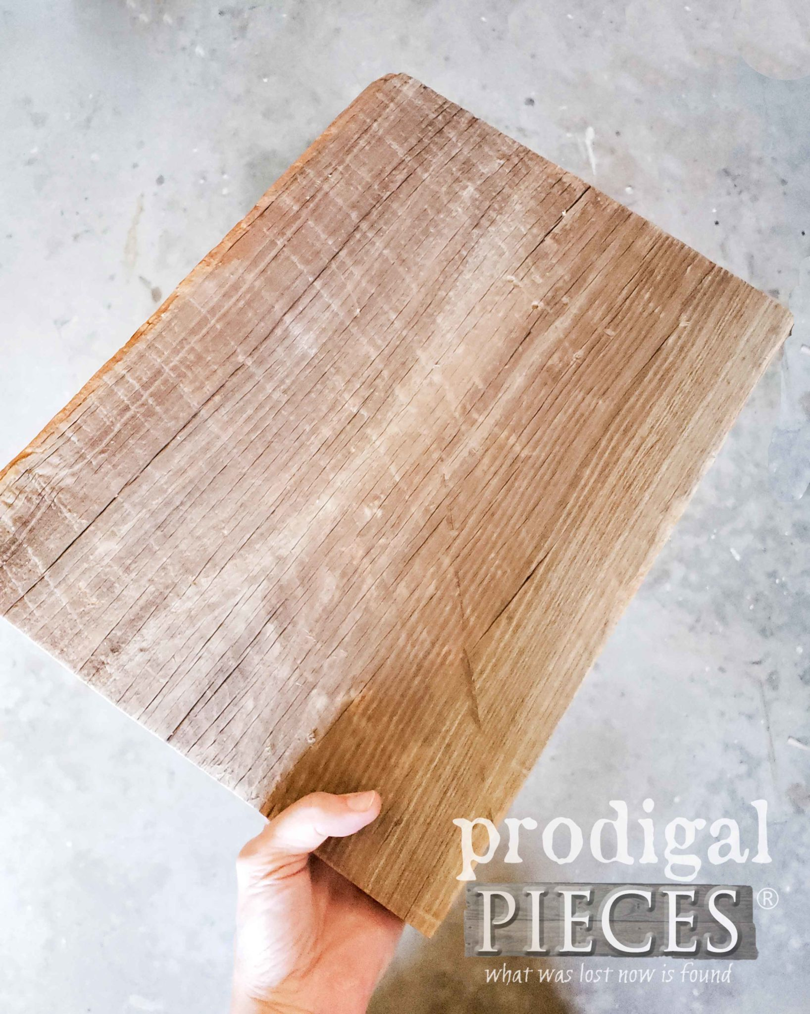 Reclaimed Wood for Upcycled Bird Cage Project | prodigalpieces.com #prodigalpieces