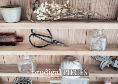 Featured Farmhouse Apothecary Cabinet by Larissa of Prodigal Pieces | prodigalpieces.com #prodigalpieces #diy #farmhouse #home #homedecor