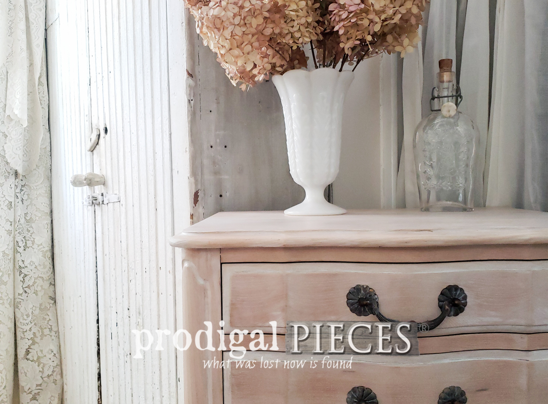 French Provincial Lingerie Chest is Restored & Made New by Larissa of Prodigal Pieces | prodigalpieces.com #prodigalpieces #diy #furniture #home #homedecor #diy #french