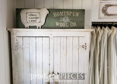 Featured DIY Farmhouse Signs with Typography by Larissa of Prodigal Pieces | prodigalpieces.com #prodigalpieces #farmhouse #diy #home #homedecor #crafts
