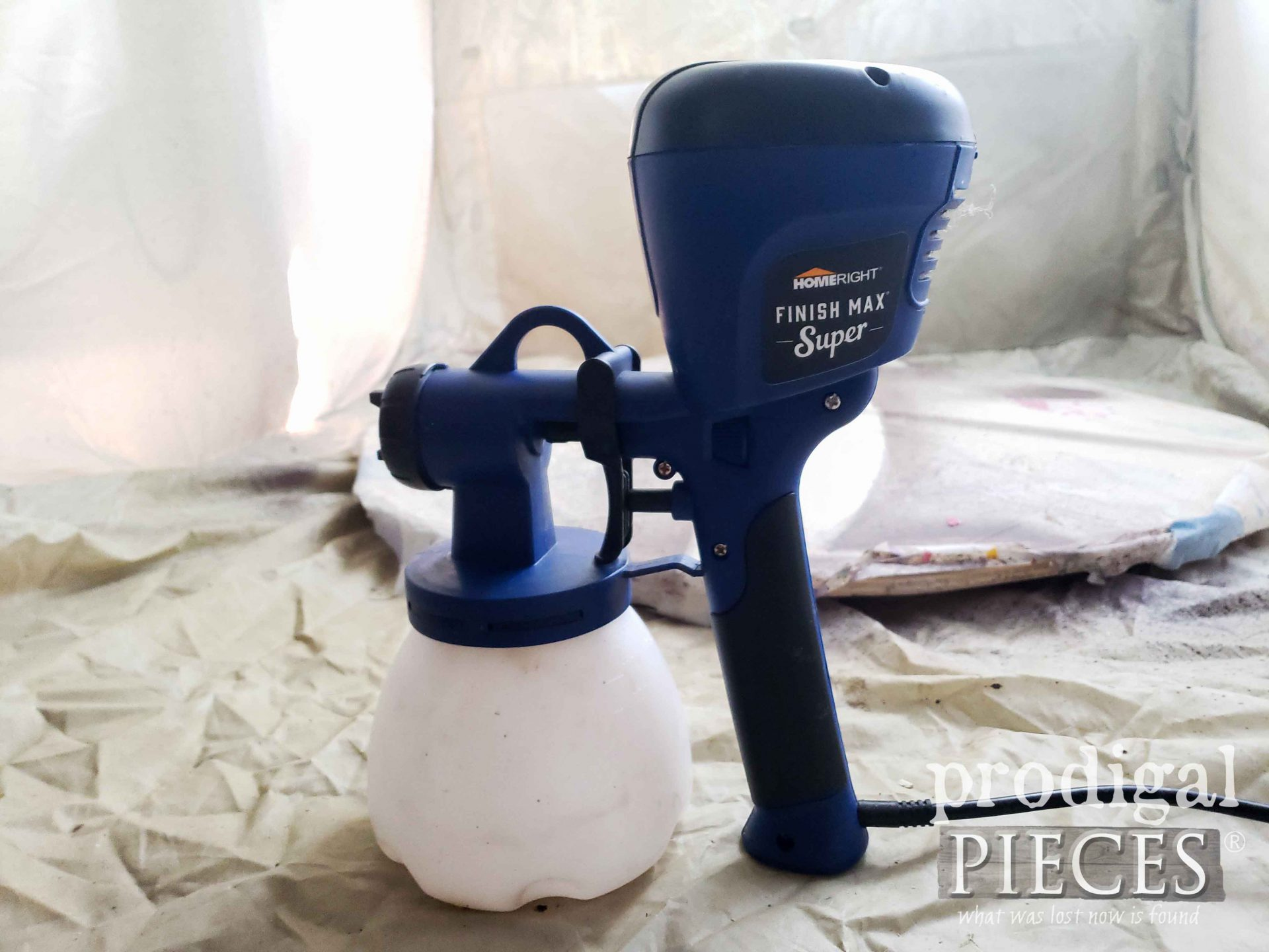 HomeRight Super Finish Max Extra Paint Sprayer | prodigalpieces.com