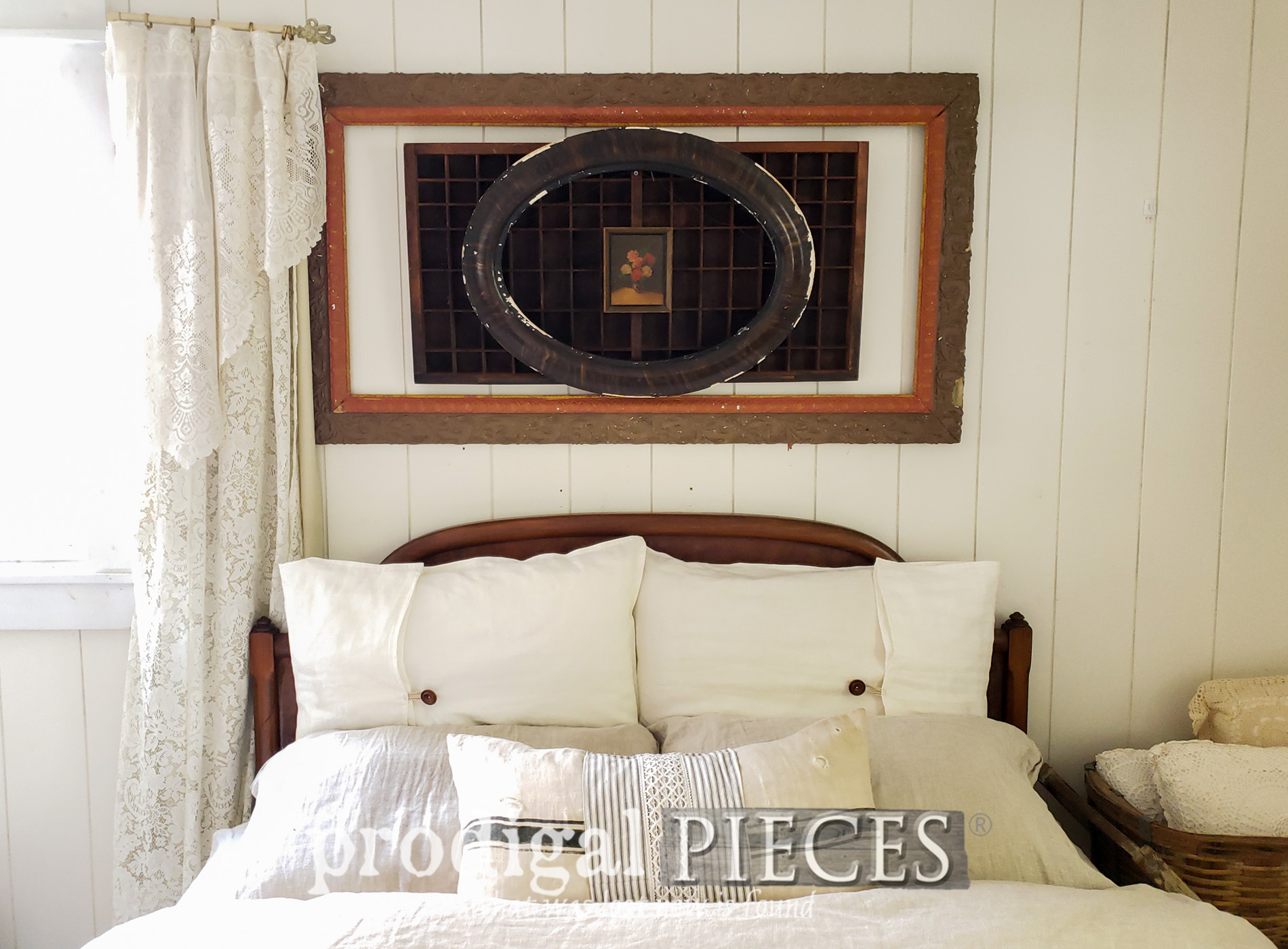 Featured Farmhouse Fall Bedroom Decor by Larissa of Prodigal Pieces | prodigalpieces.com #prodigalpieces #farmhouse #fall #home #homedecor #bedroom