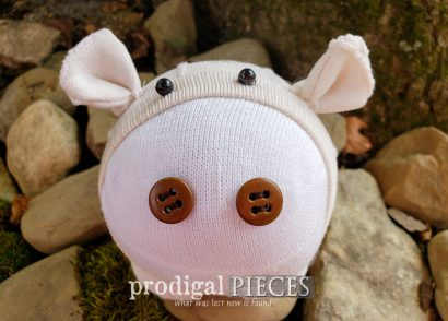 Featured Upcycled Sock Dolls & Animals | Get creative and have sew much fun! by Larissa of Prodigal Pieces | prodigalpieces.com #prodigalpieces #toys #kids #dolls #giftidea #handmade #upcycled