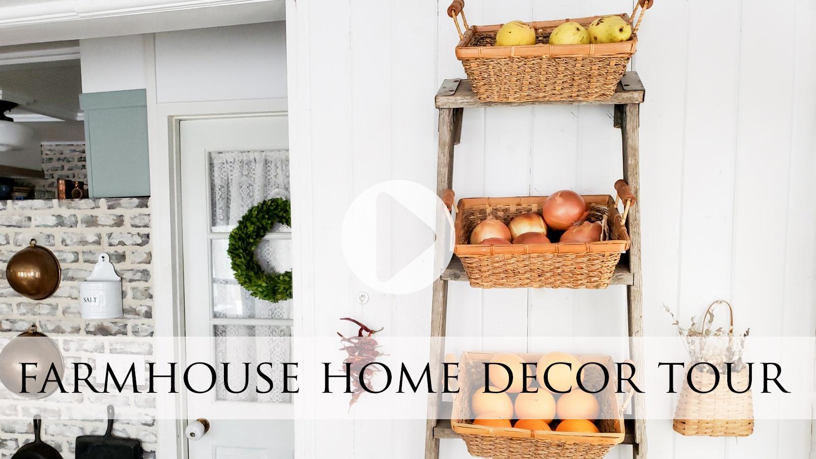 Farmhouse Home Decor Tour by Larissa of Prodigal Pieces   prodigalpieces.com #prodigalpieces