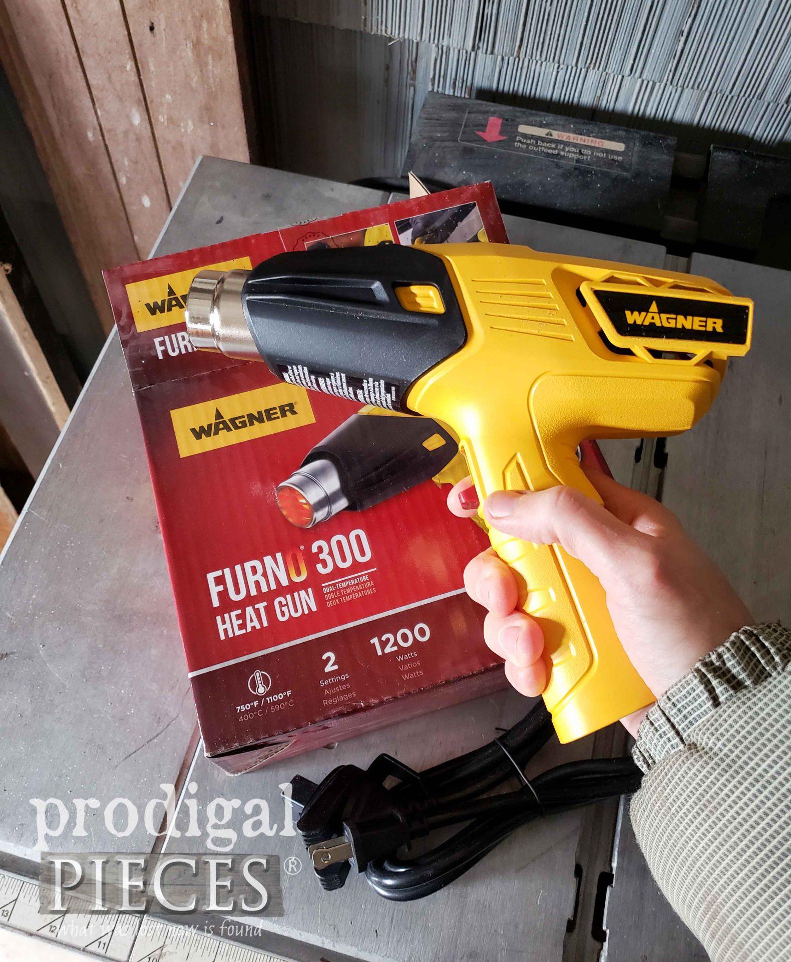 Wagner Heat Gun | prodigalpieces.com