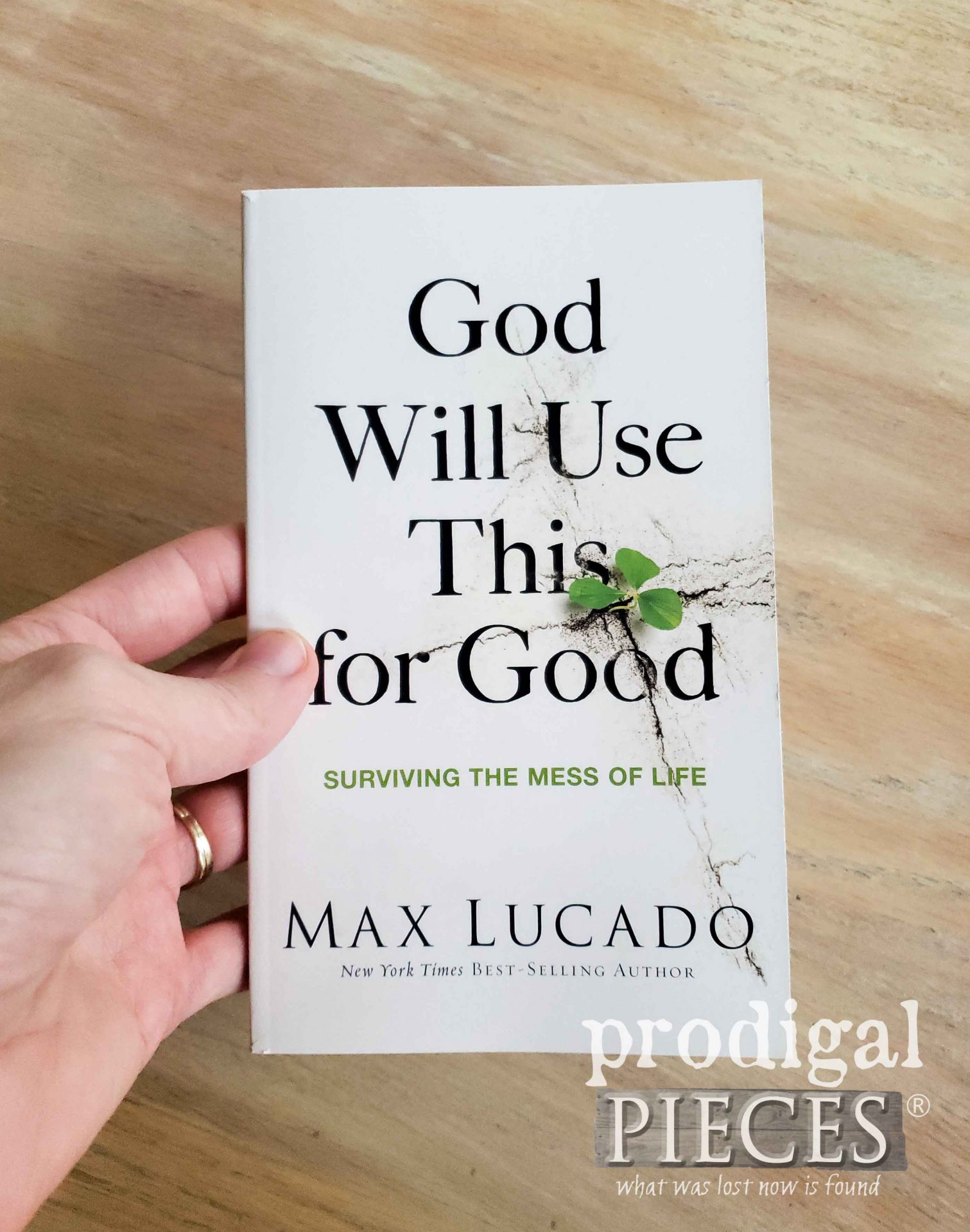 Free Max Lucado Book for Those Needing a Hug | prodigalpieces.com