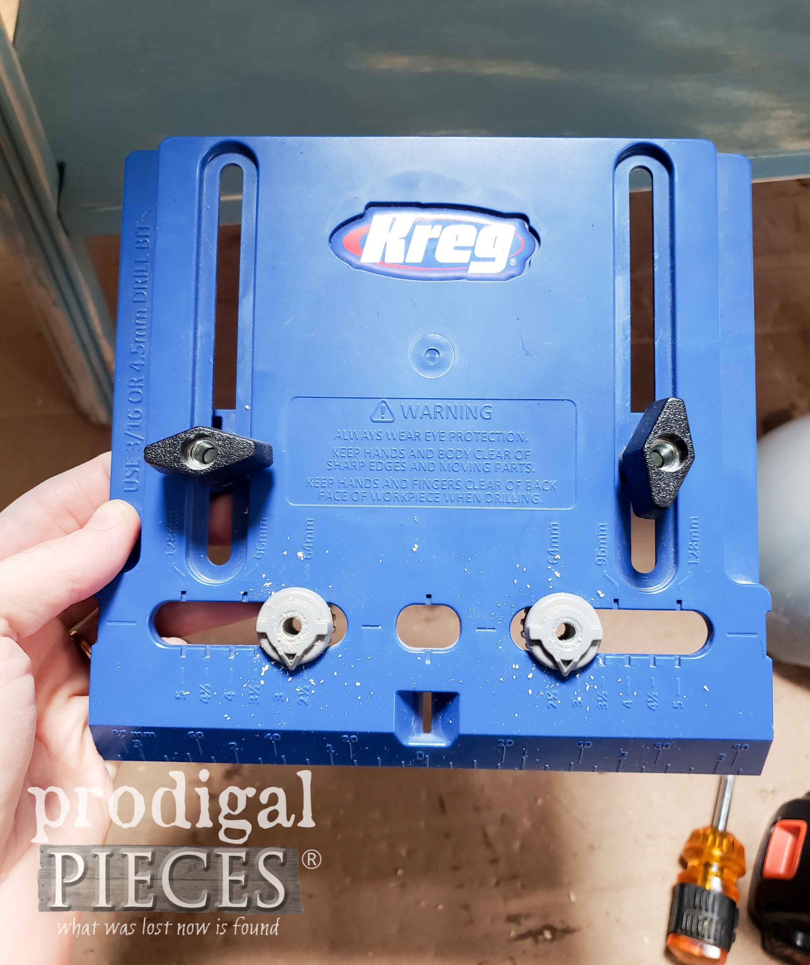 Kreg Jig for Cabinet & Drawer Hardware | prodigalpieces.com