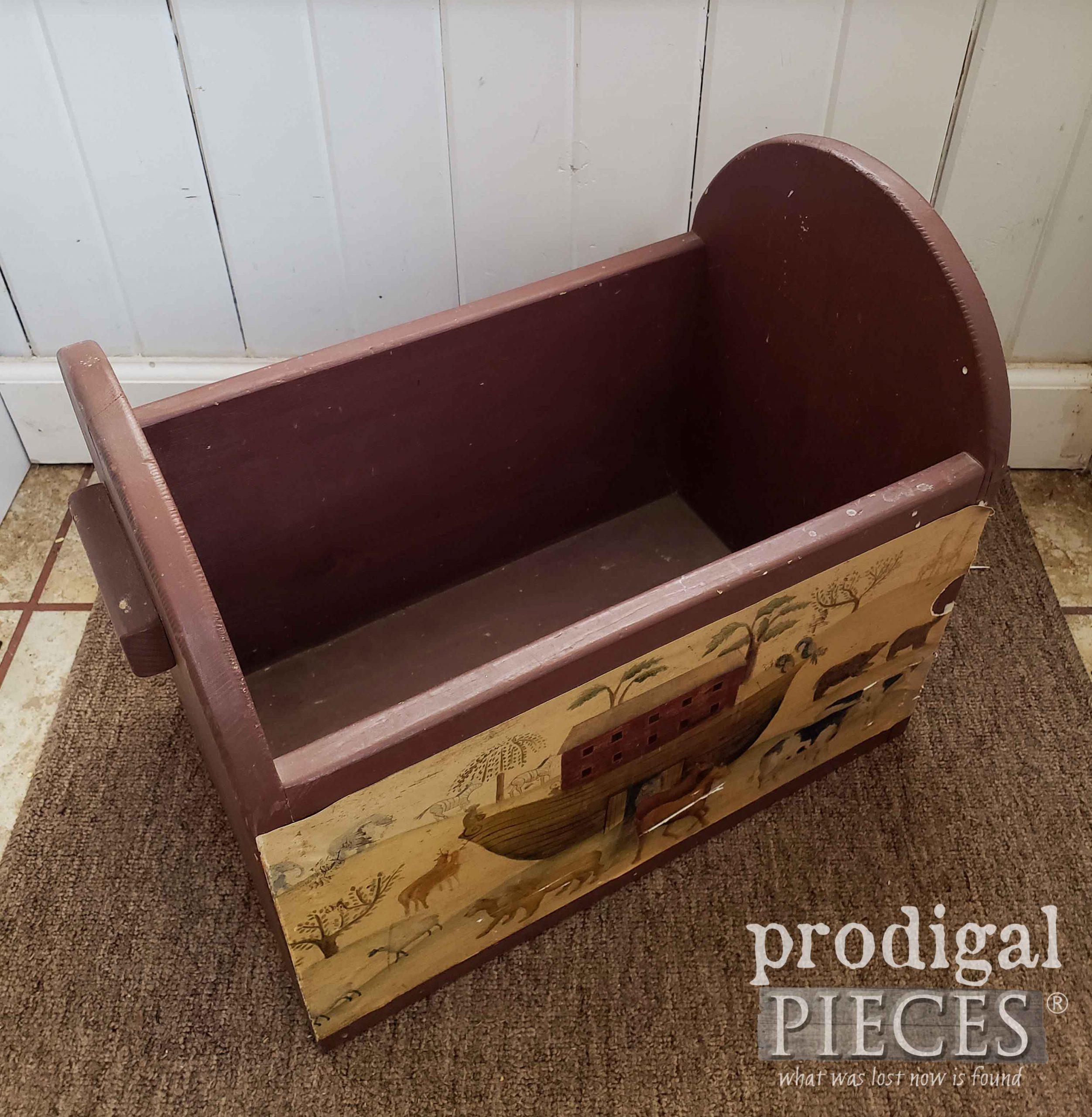 Prim Bin Top View | prodigalpieces.com