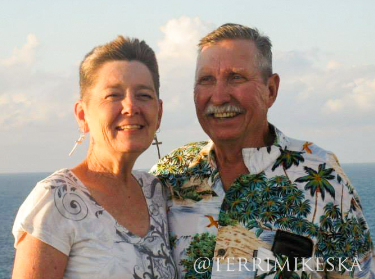 Husband and Wife Smile Through Life's Ups & Downs   prodigalpieces.com