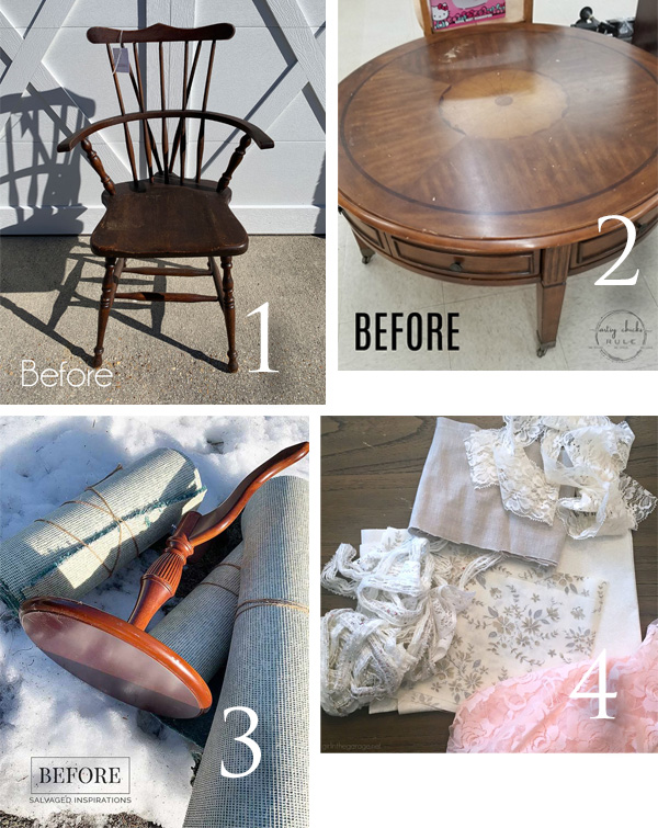 Trash to Treasure February 2020 ~ Repurposed Magazine Rack | prodigalpieces.com