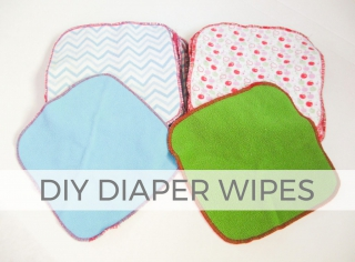 Take care of baby the best way with DIY diaper wipes | by Larissa of Prodigal Pieces | prodigalpieces.com #prodigalpieces