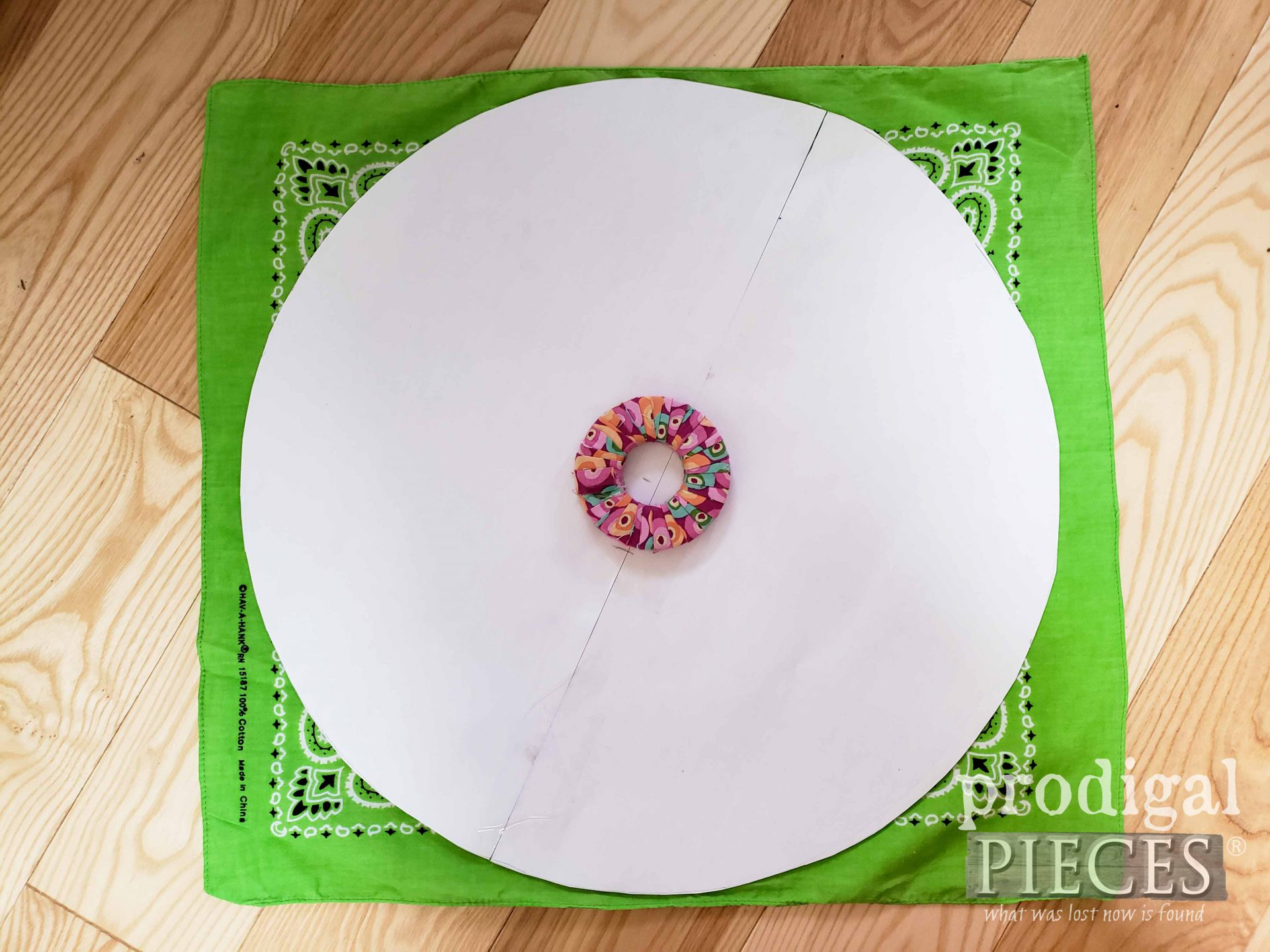 DIY Pattern Weight by Larissa of Prodigal Pieces | prodigalpieces.com #prodigalpieces