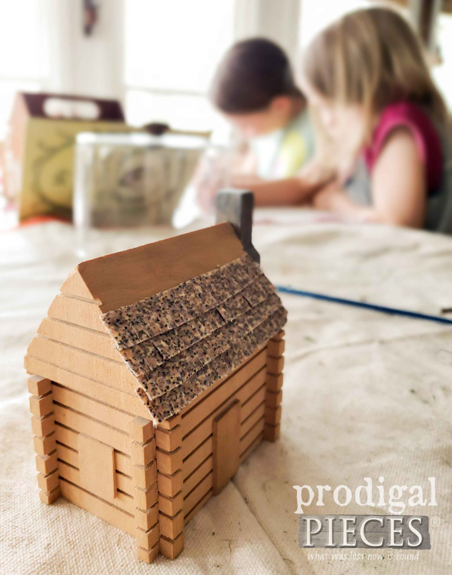 Family Creating with Crafts During Quarantine | prodigalpieces.com
