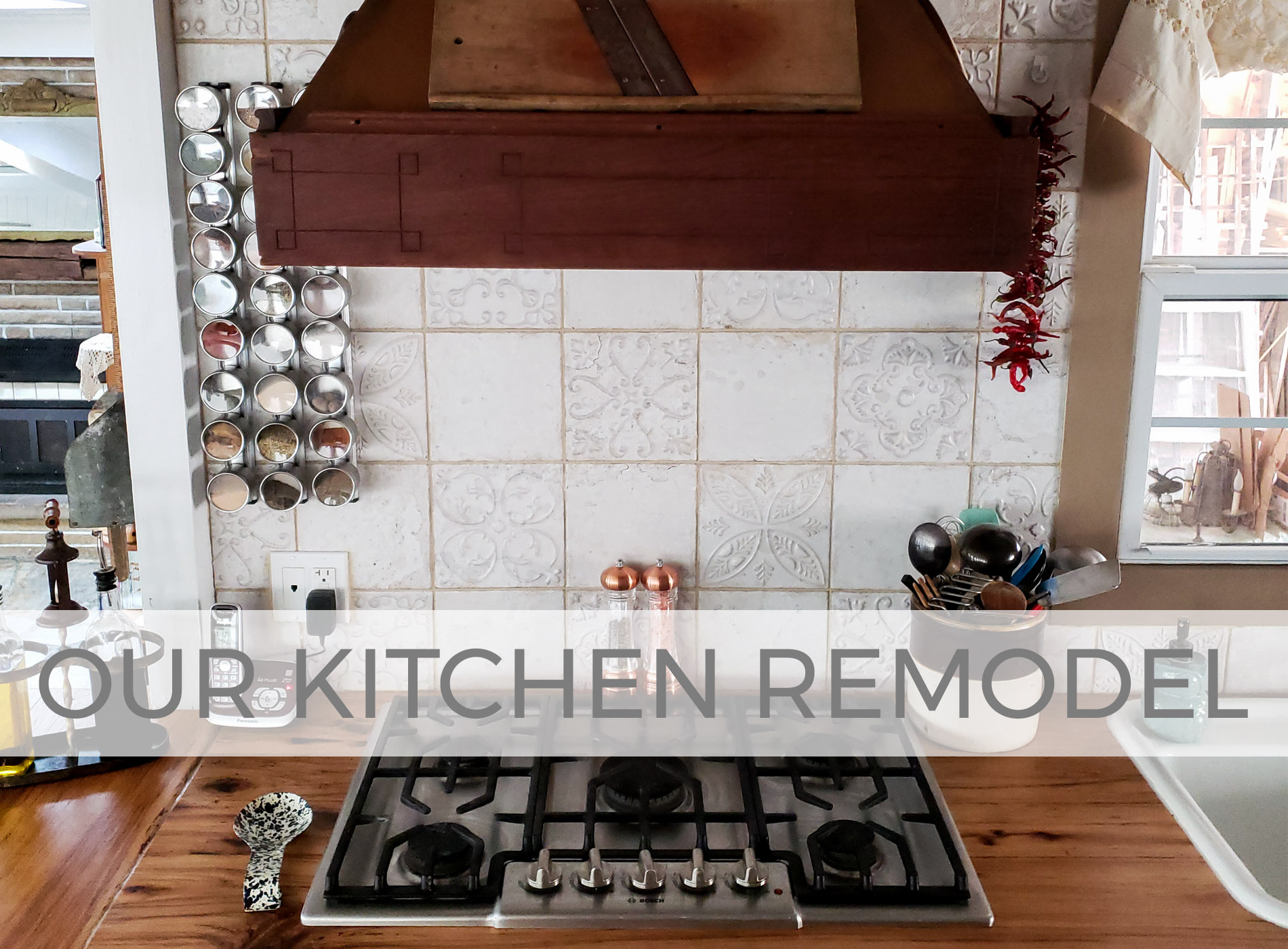 Our farmhouse kitchen remodel reveal with video tour at Prodigal Pieces | prodigalpieces.com #prodigalpieces