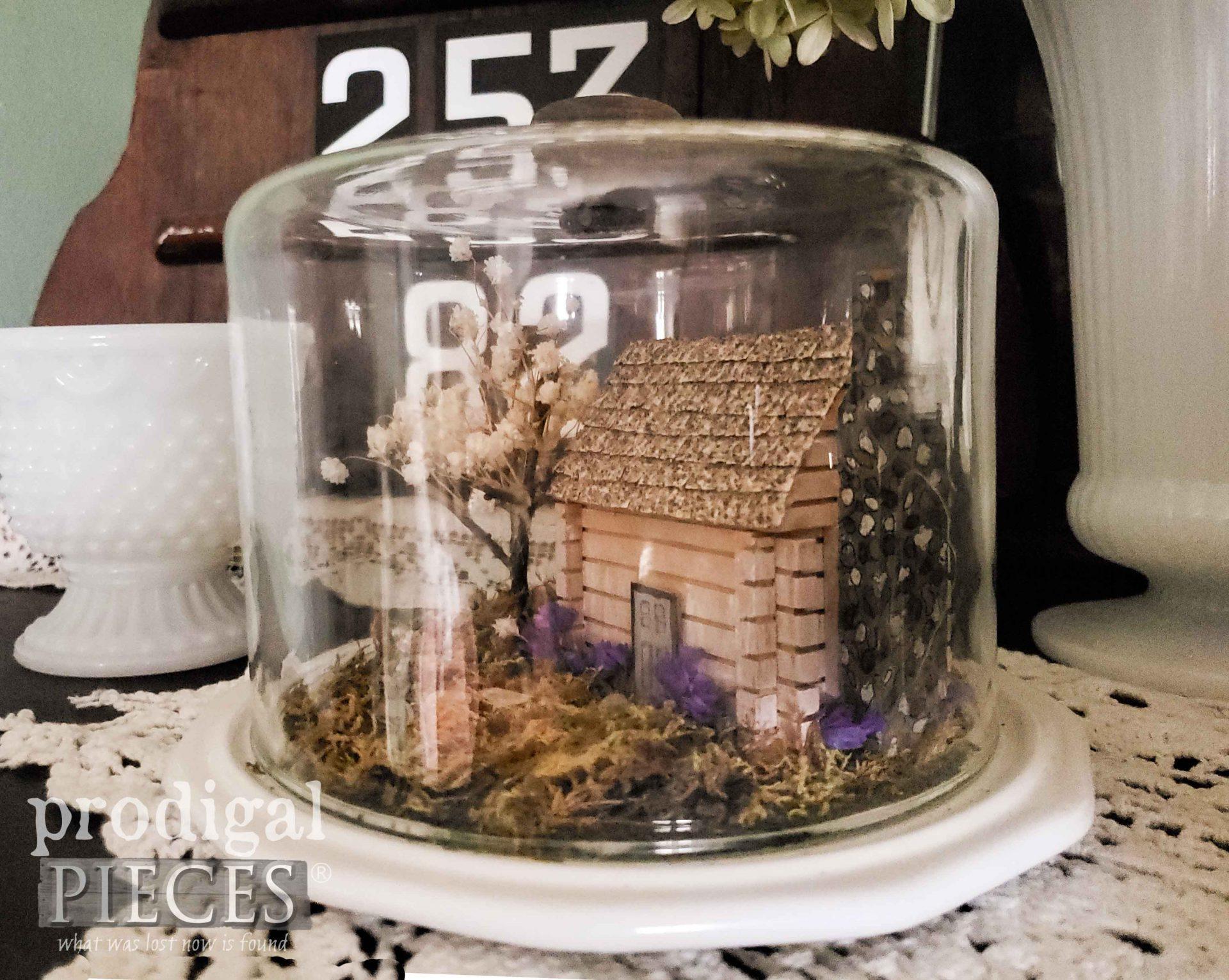 DIY Farmhouse Spring Decor by Larissa of Prodigal Pieces | prodigalpieces.com #prodigalpieces #diy #spring #home #covid19 #corona #quarantine