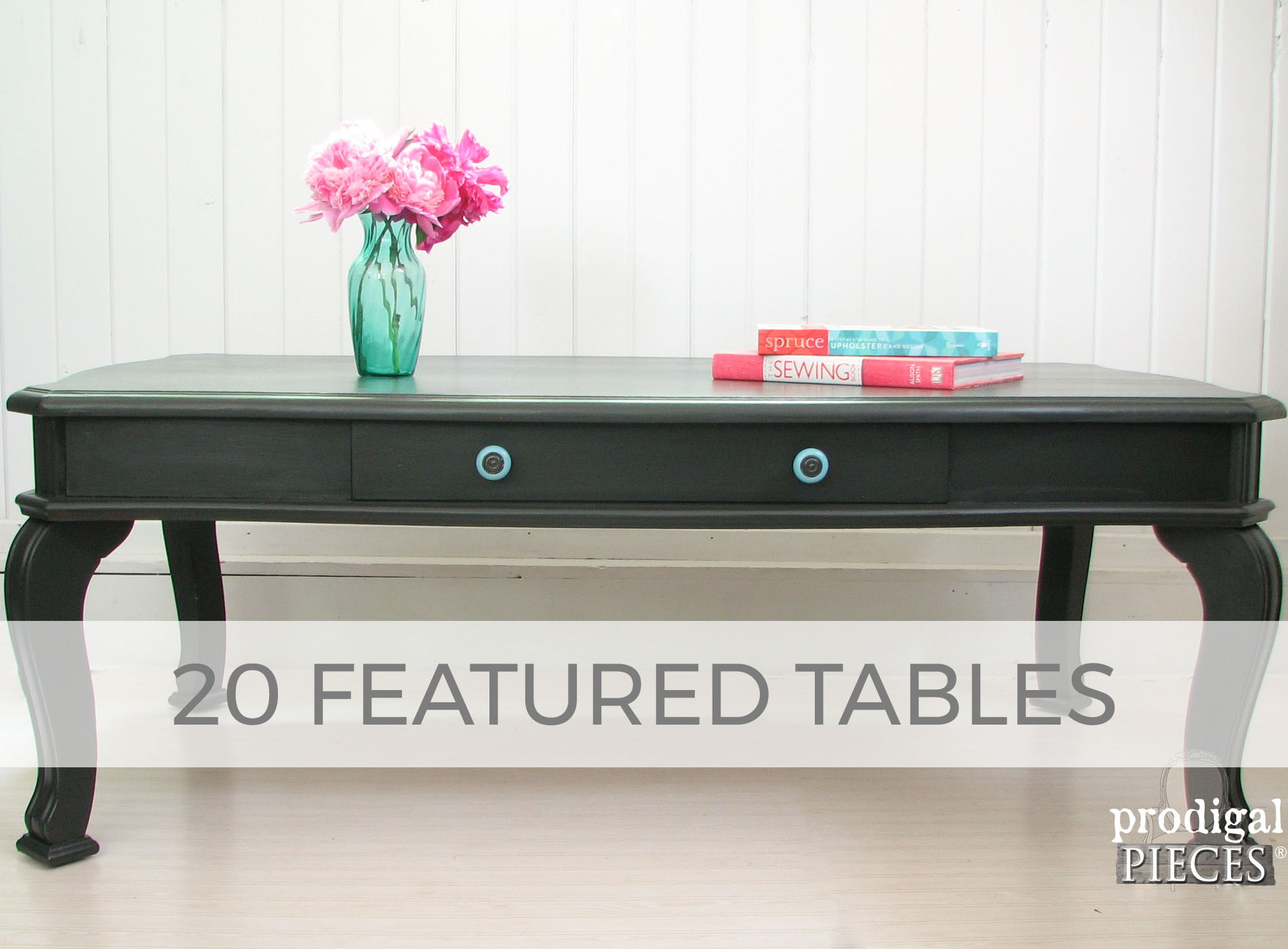 20 Different Table Transformations by Larissa of Prodigal Pieces | prodigalpieces.com