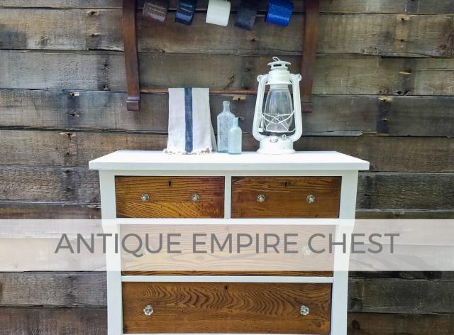 Antique Empire Chest of Prodigal Pieces | prodigalpieces.com #prodigalpieces