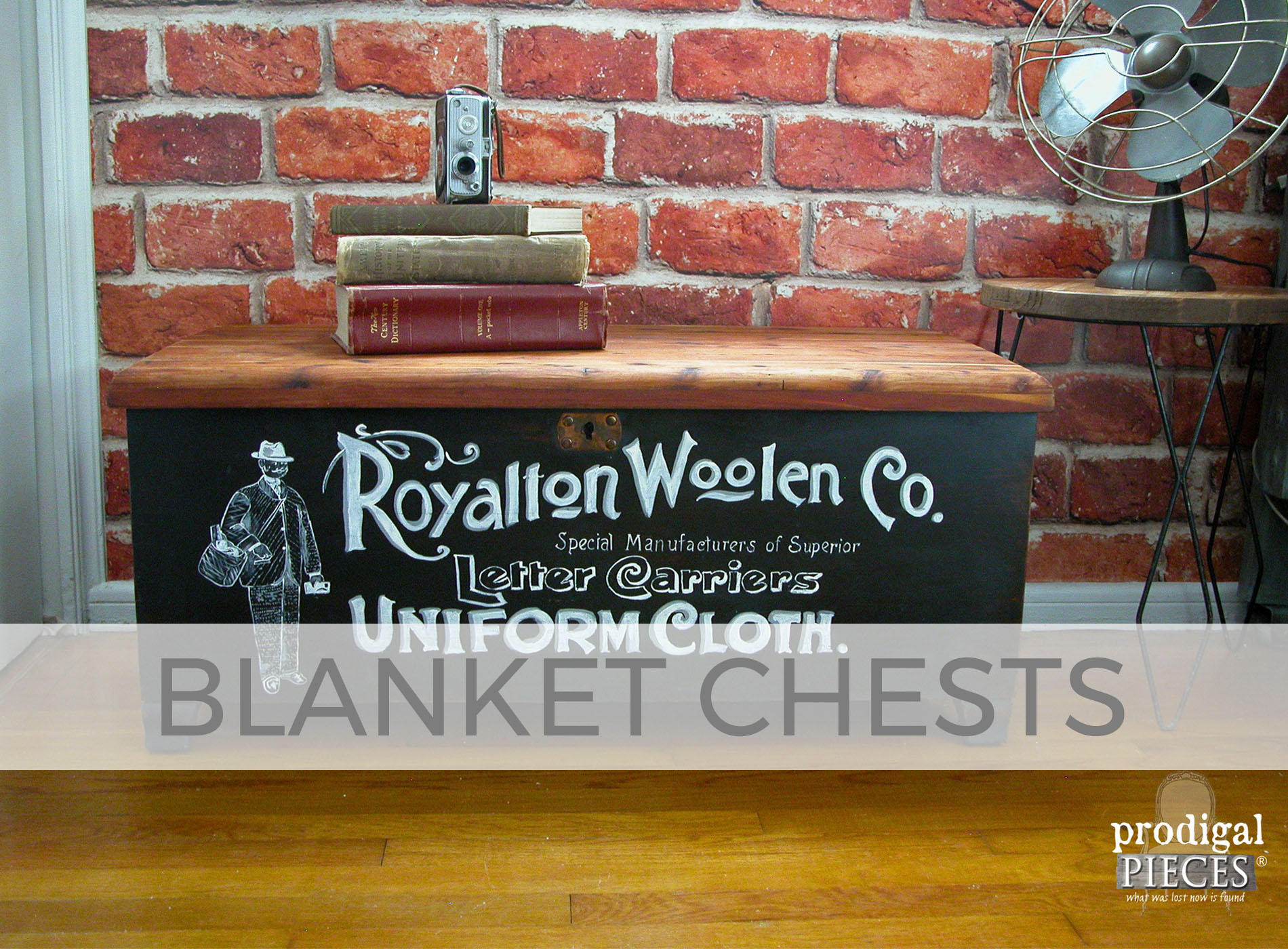 Blanket Chest Makeovers by Larissa of Prodigal Pieces | prodigalpieces.com