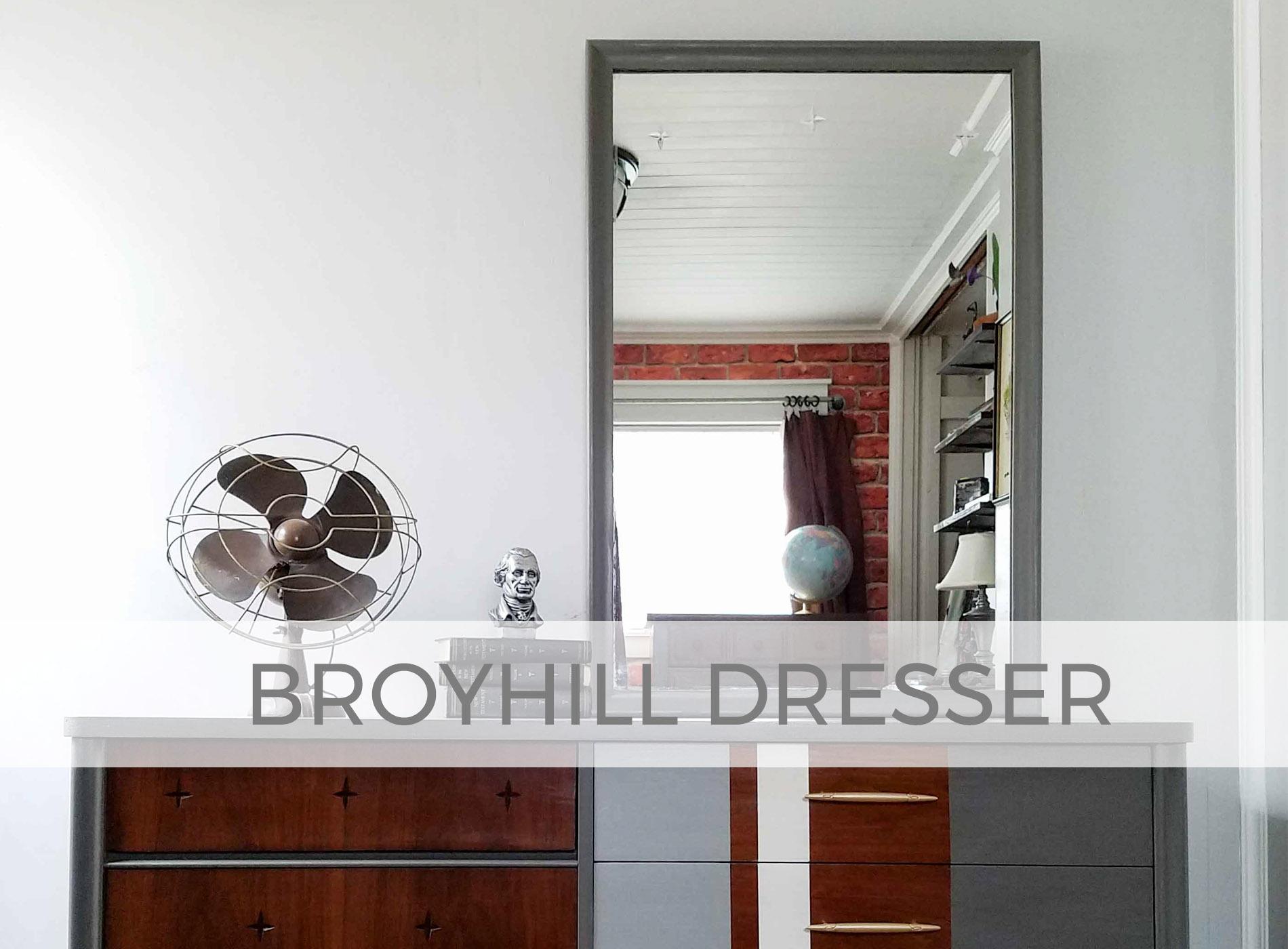Broyhill Saga Dresser by Prodigal Pieces | prodigalpieces.com