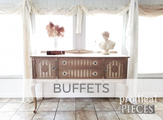 Buffets and Sideboards by Larissa of Prodigal Pieces | prodigalpieces.com