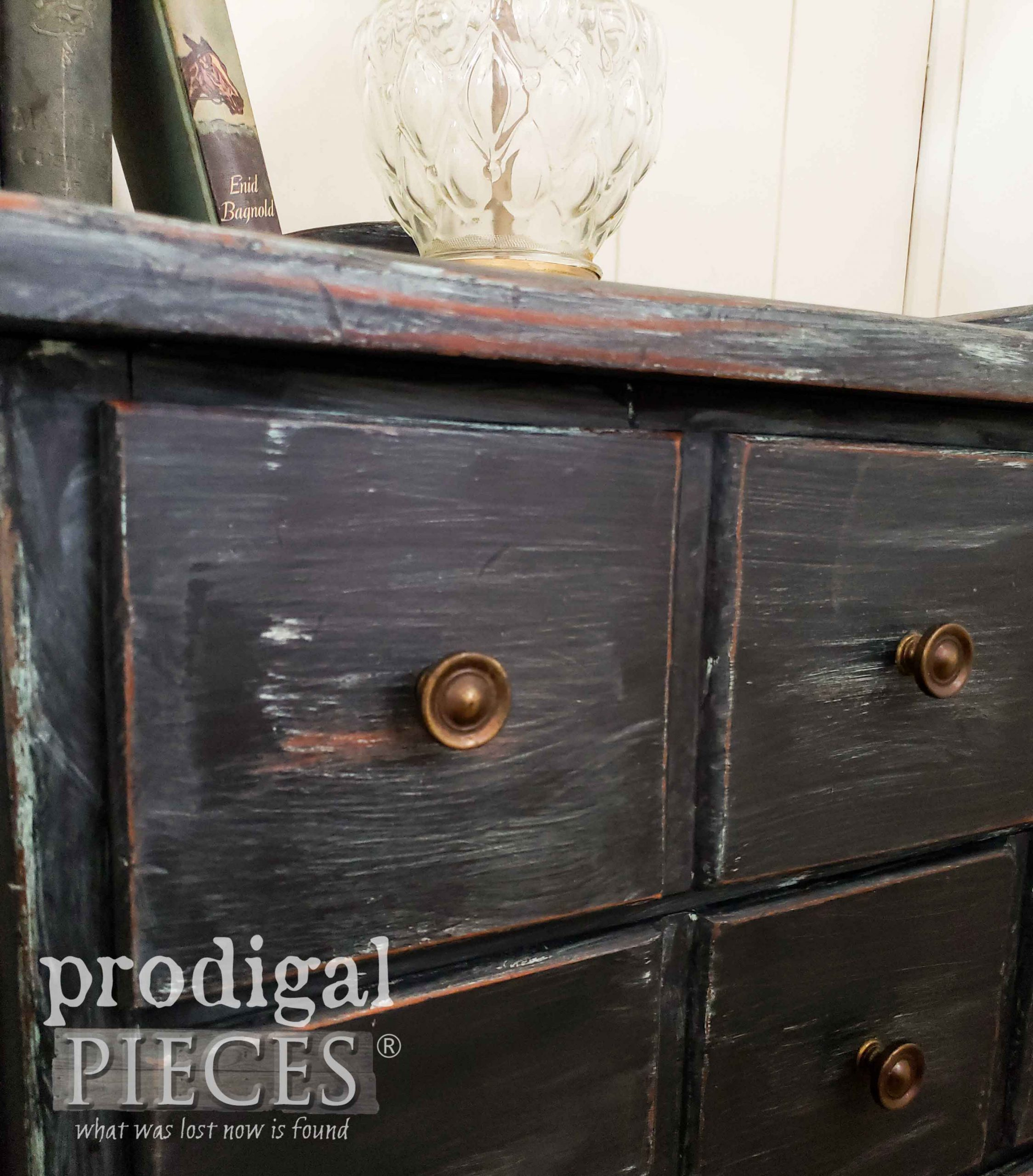Farmhouse Chest Nightstand Drawer Fronts by Prodigal Pieces   prodigalpieces.com #prodigalpieces #diy #furniture #home #farmhouse #homedecor