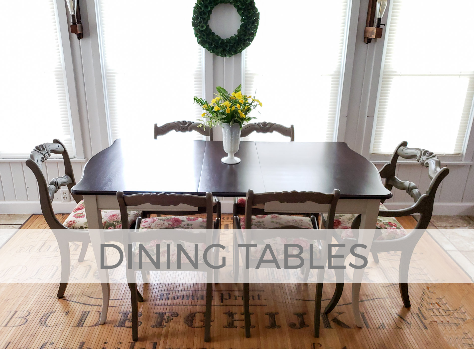 Dining Table by Larissa of Prodigal Pieces | prodigalpieces.com