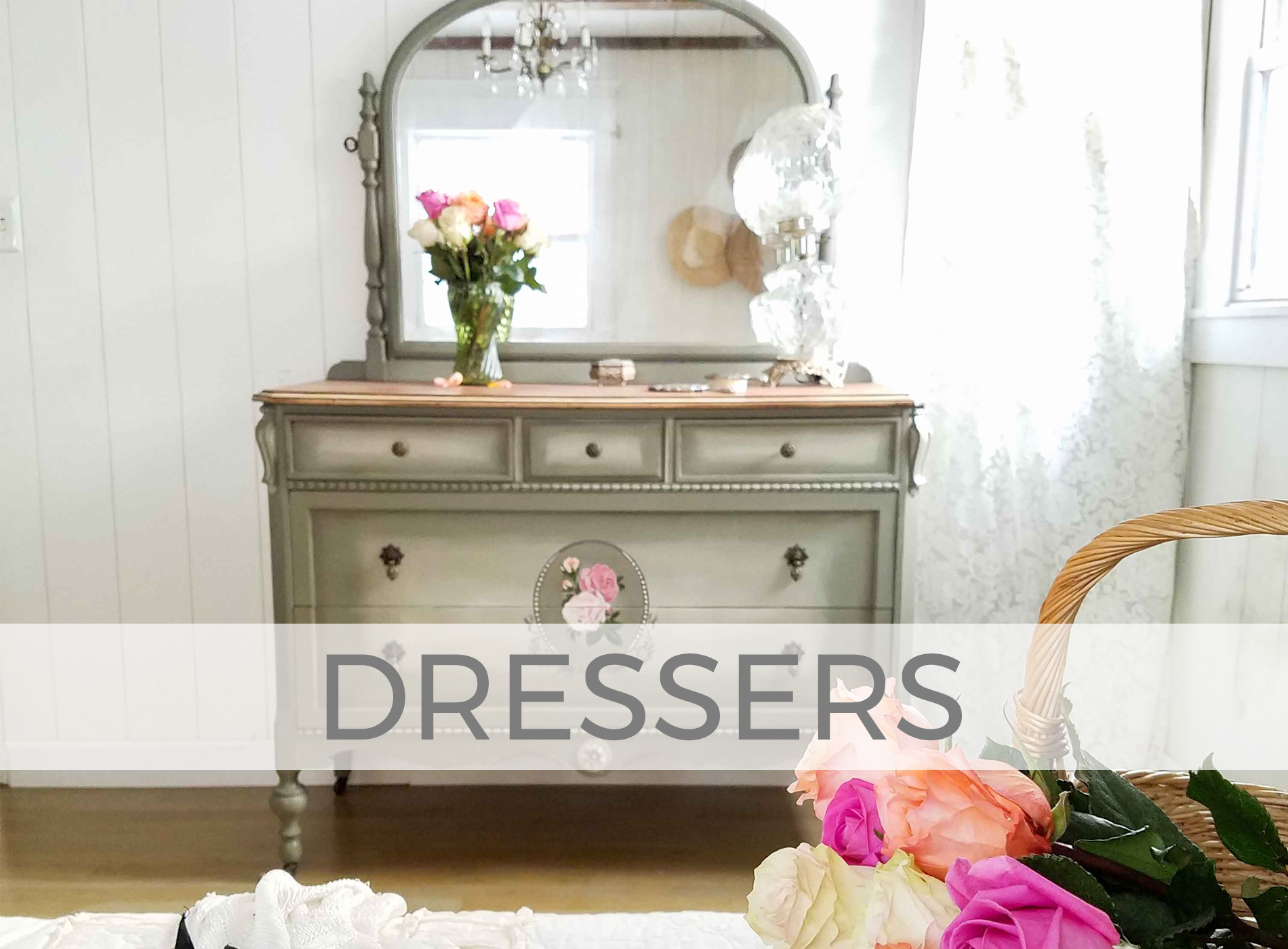 Dressers by Larissa of Prodigal Pieces | prodigalpieces.com