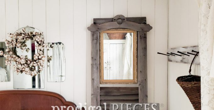Architectural Salvage Antique Barn Vent