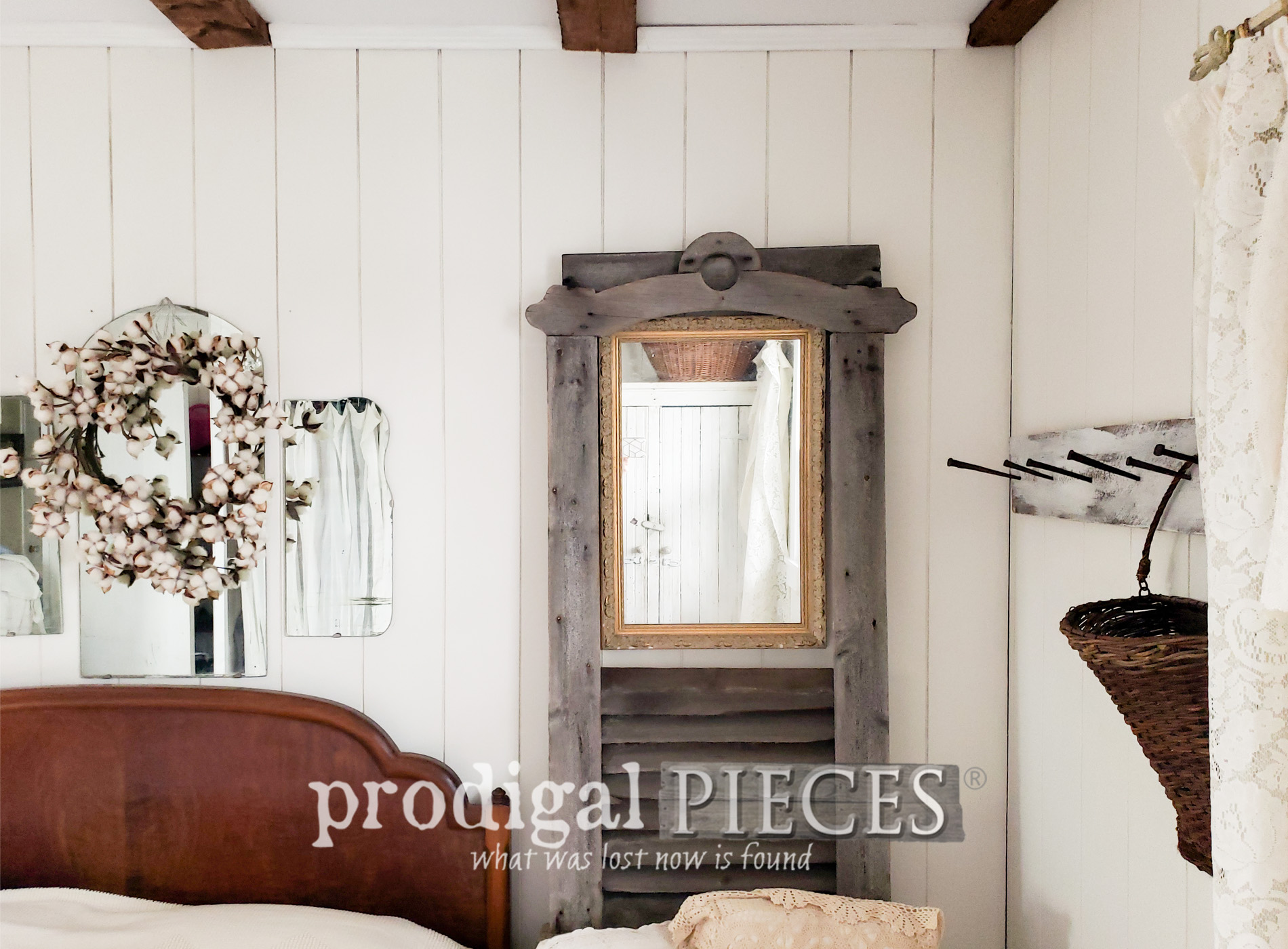 Featured How to Use Architectural Salvage in your home decor | by Larissa of Prodigal Pieces | prodigalpieces.com #prodigalpieces #diy #home #homedecor #farmhouse