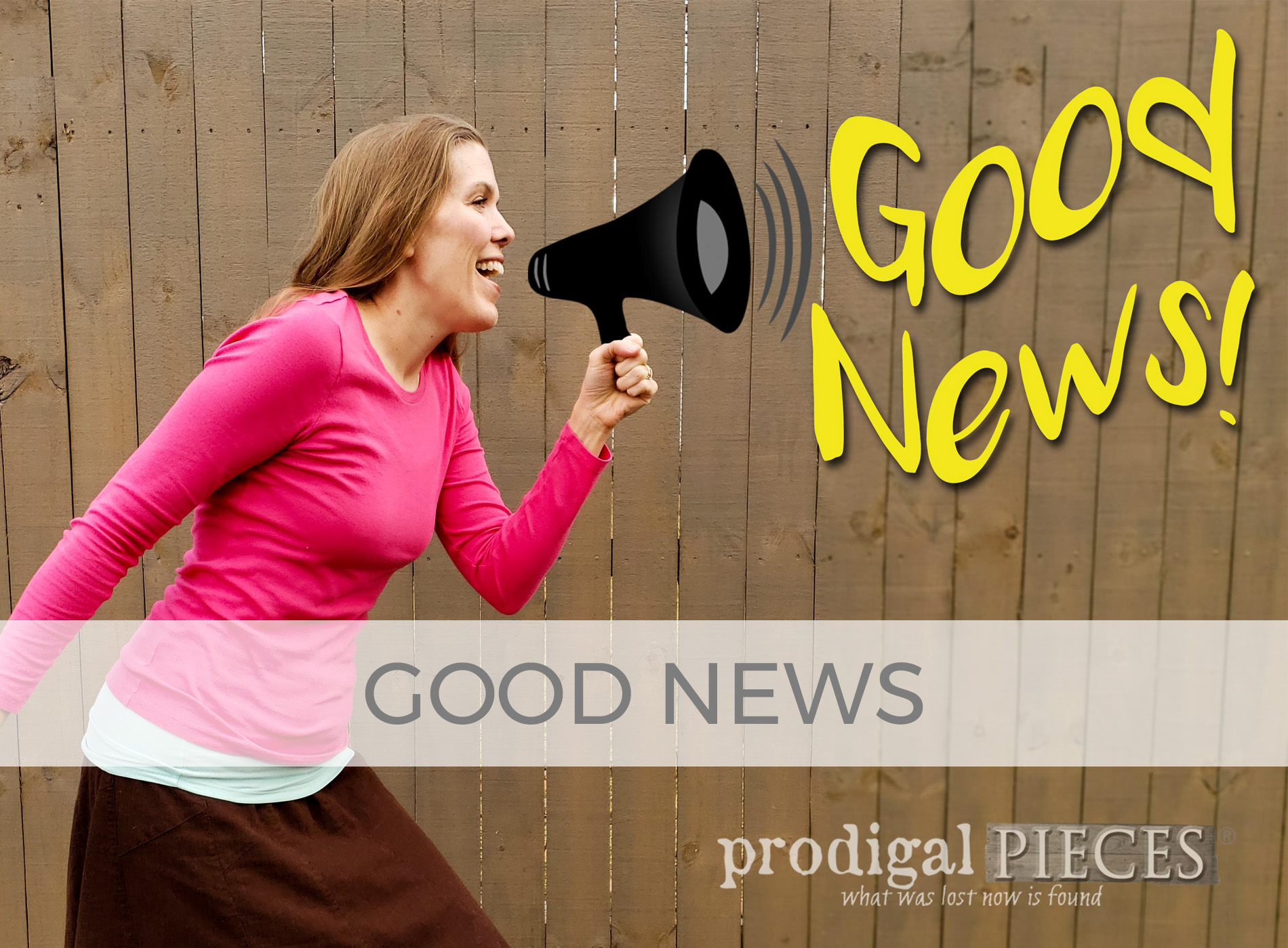 There is Good News in Speaking the Truth | prodigalpieces.com