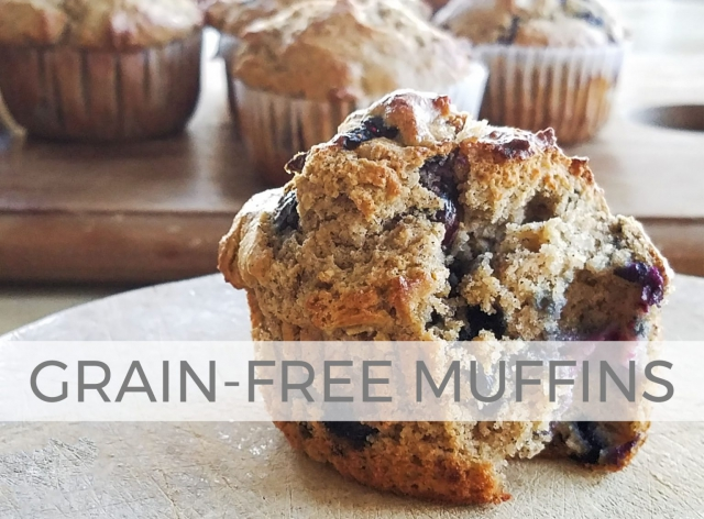 Grain-Free Muffins Recipe by Larissa of Prodigal Pieces | prodigalpieces.com