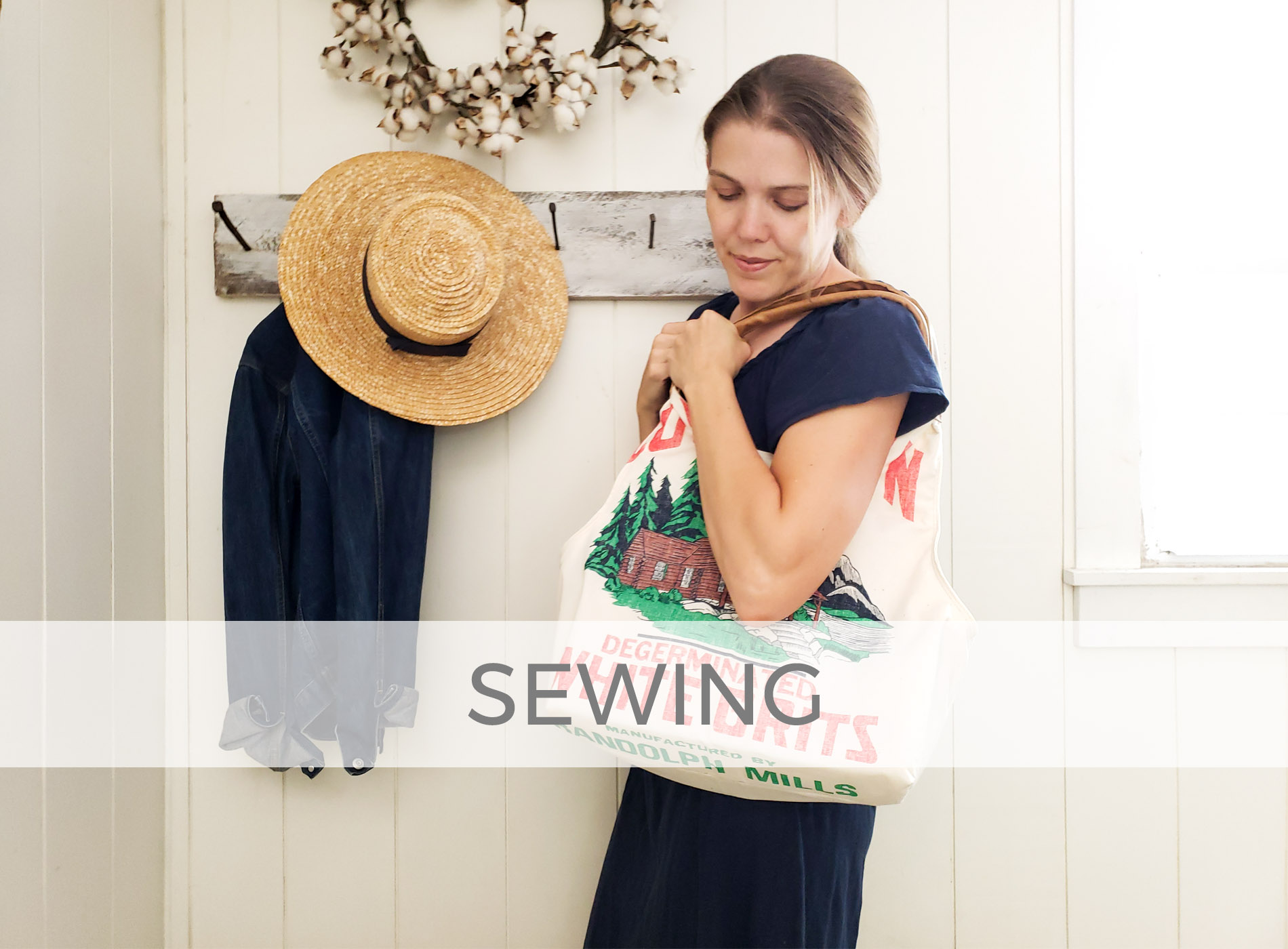 Sewing Projects by Larissa of Prodigal Pieces | prodigalpieces.com