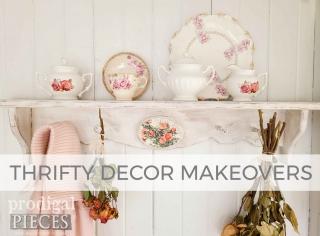 Thrifty Decor Makeovers by Prodigal Pieces | prodigalpieces.com