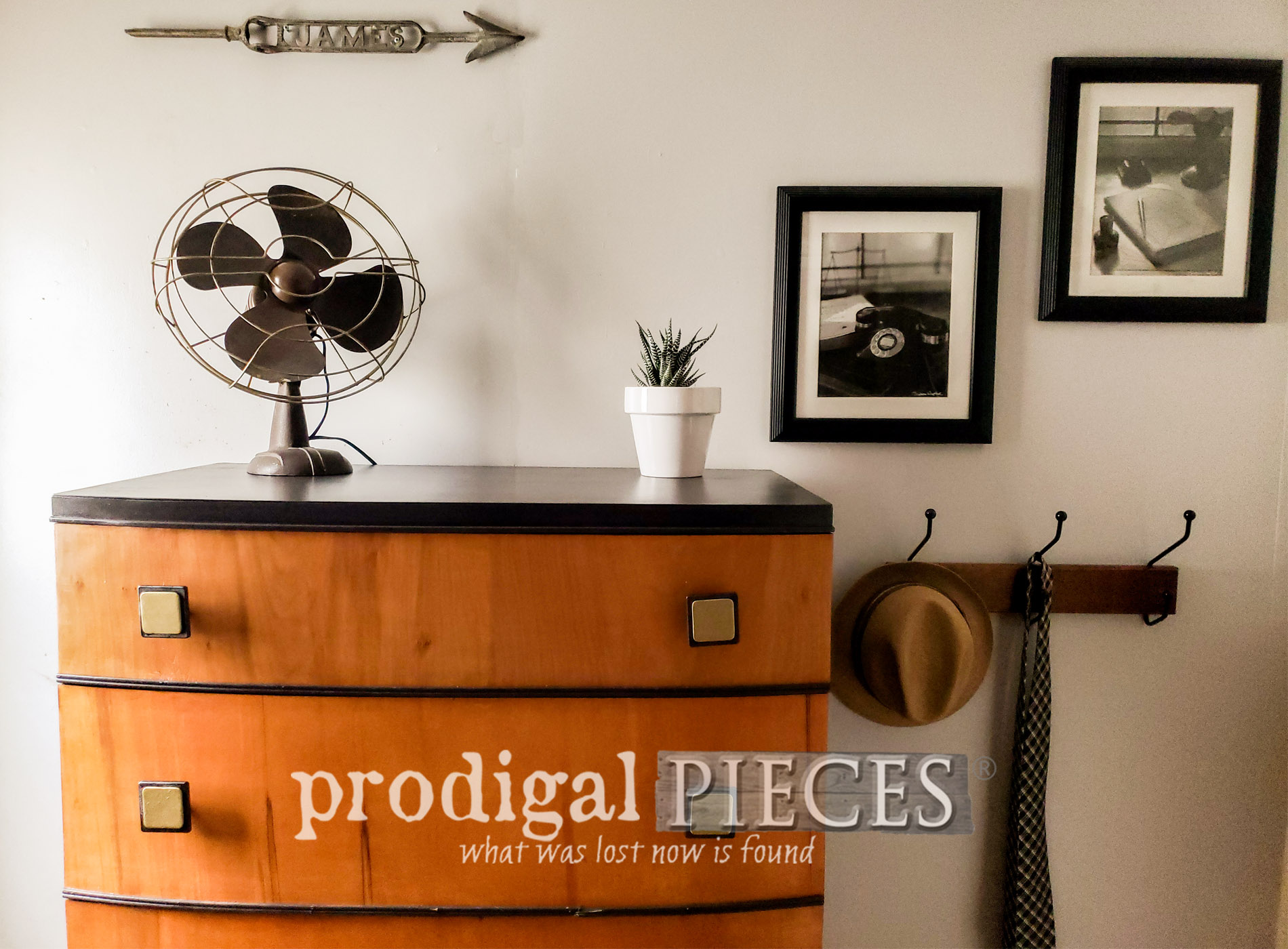 Featured Art Deco Chest of Drawer by Larissa of Prodigal Pieces | prodigalpieces.com #prodigalpieces #furniture #artdeco #vintage #home #homedecor