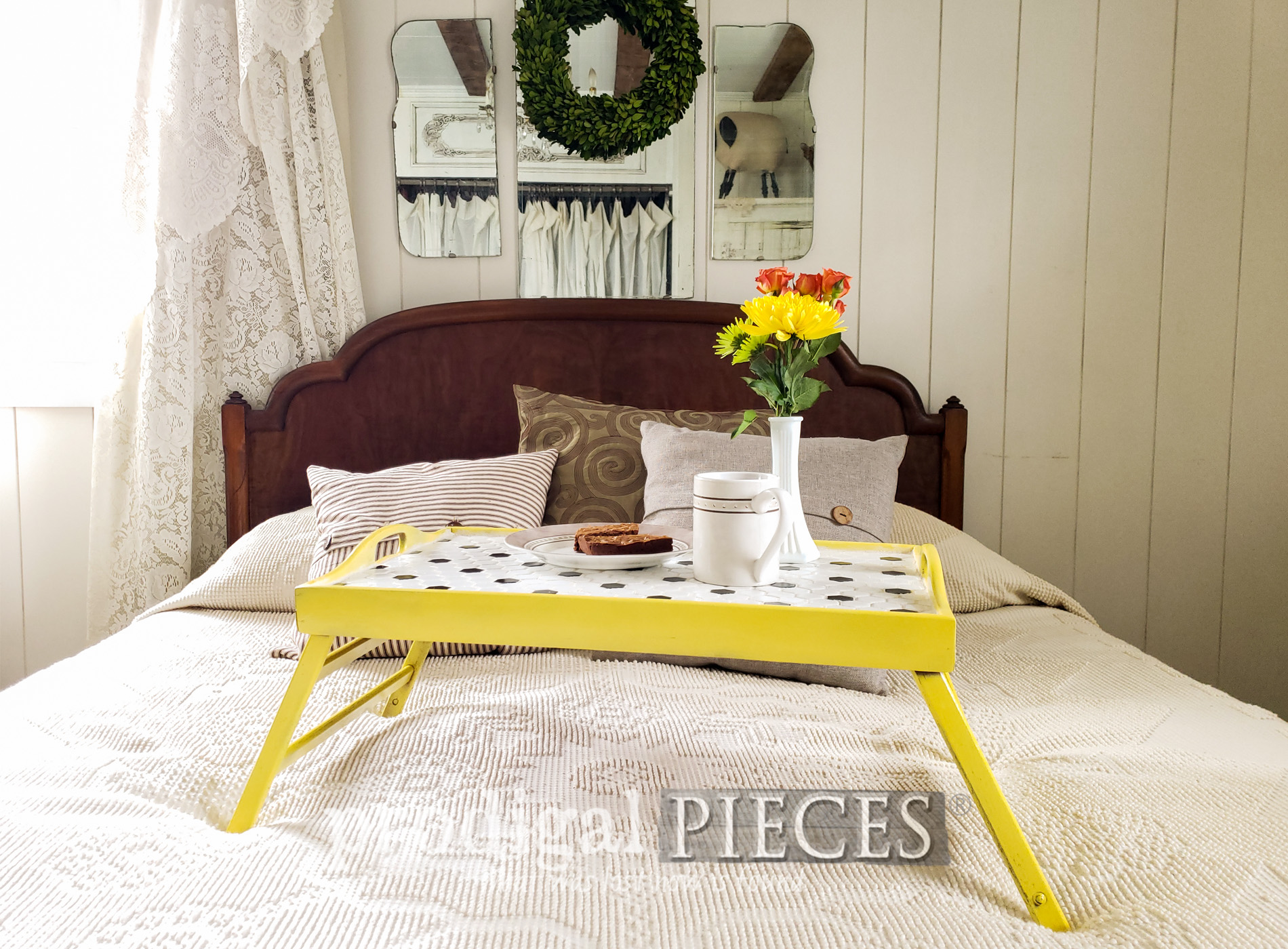 Featured DIY Tiled Tray by Larissa of Prodigal Pieces | prodigalpieces.com #prodigalpieces #diy #home #homedecor