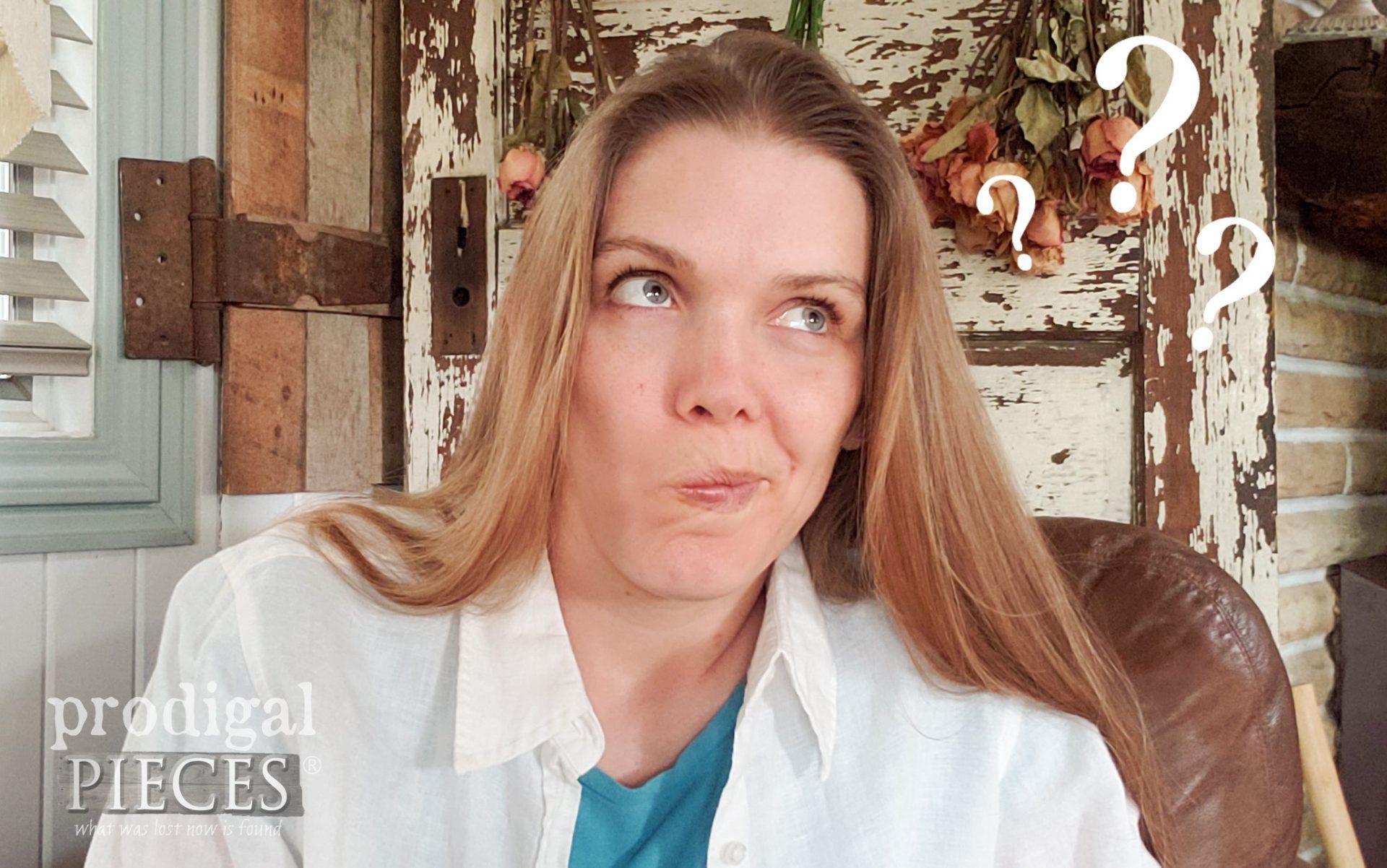 Ask Larissa of Prodigal Pieces   A fun, informative blogger interview   prodigalpieces.com #prodigalpieces #diy #blogger #interview