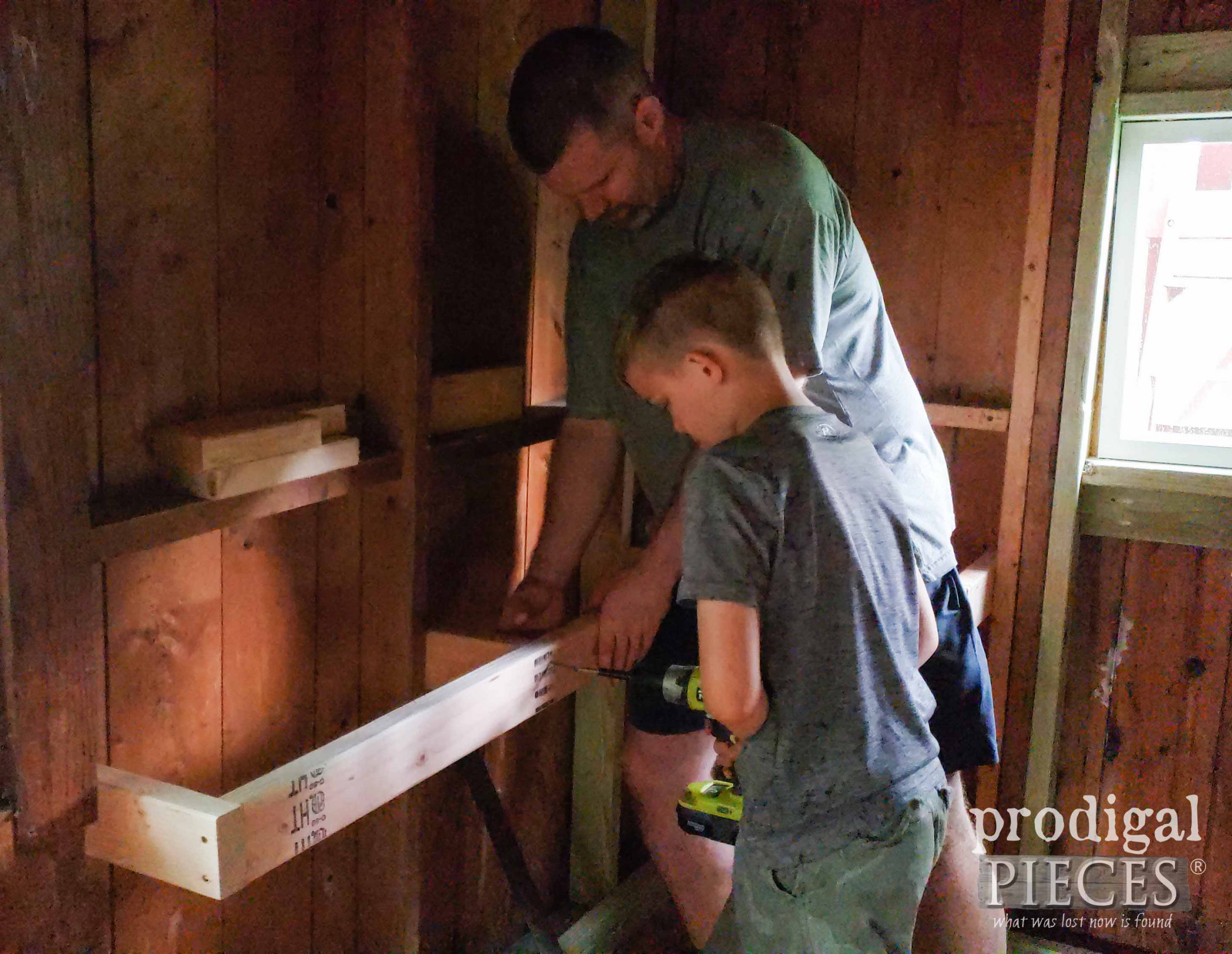 Father and Son Building | prodigalpieces.com