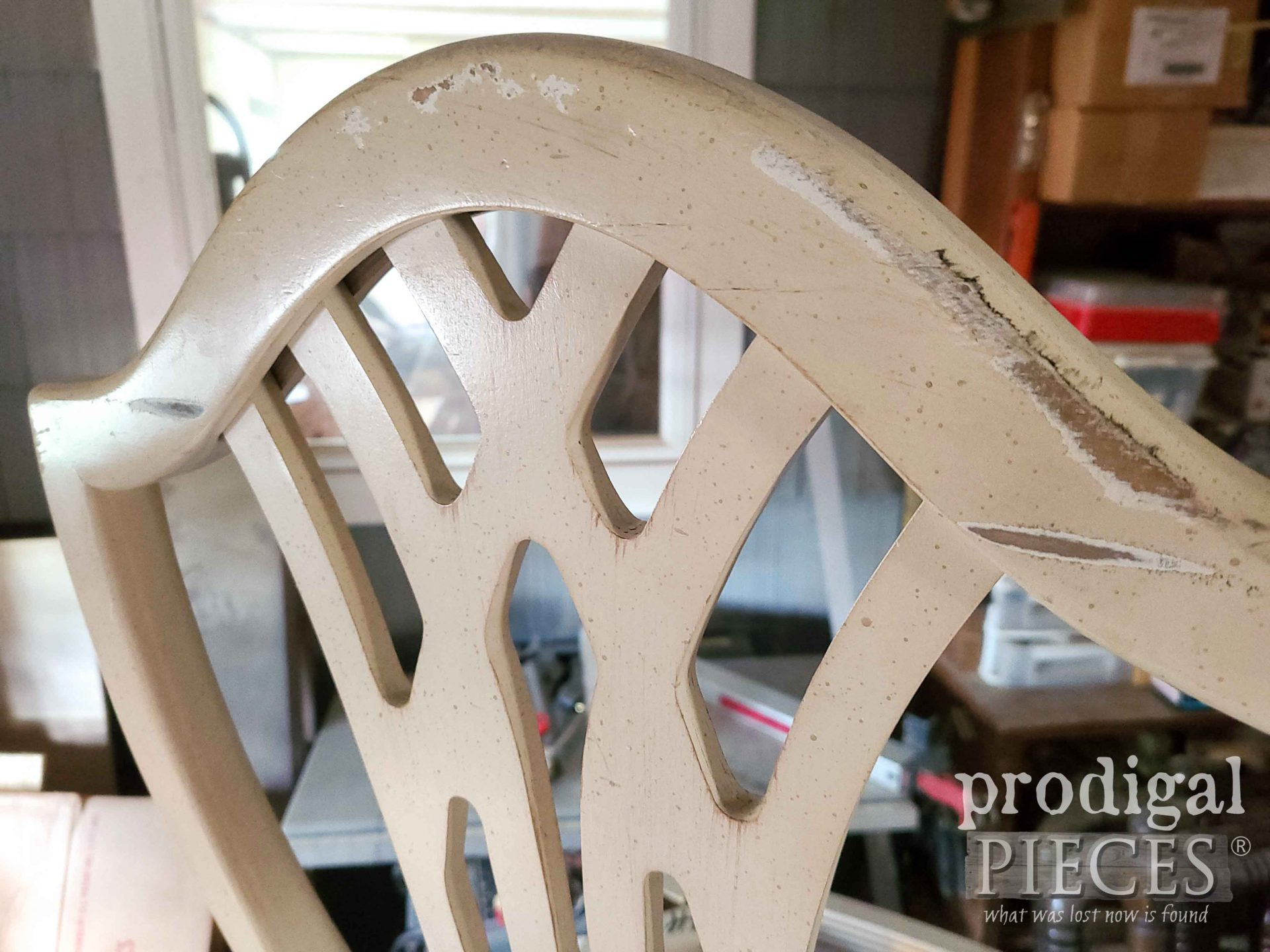 Upholstered Chair Wear and Tear | prodigalpieces.com