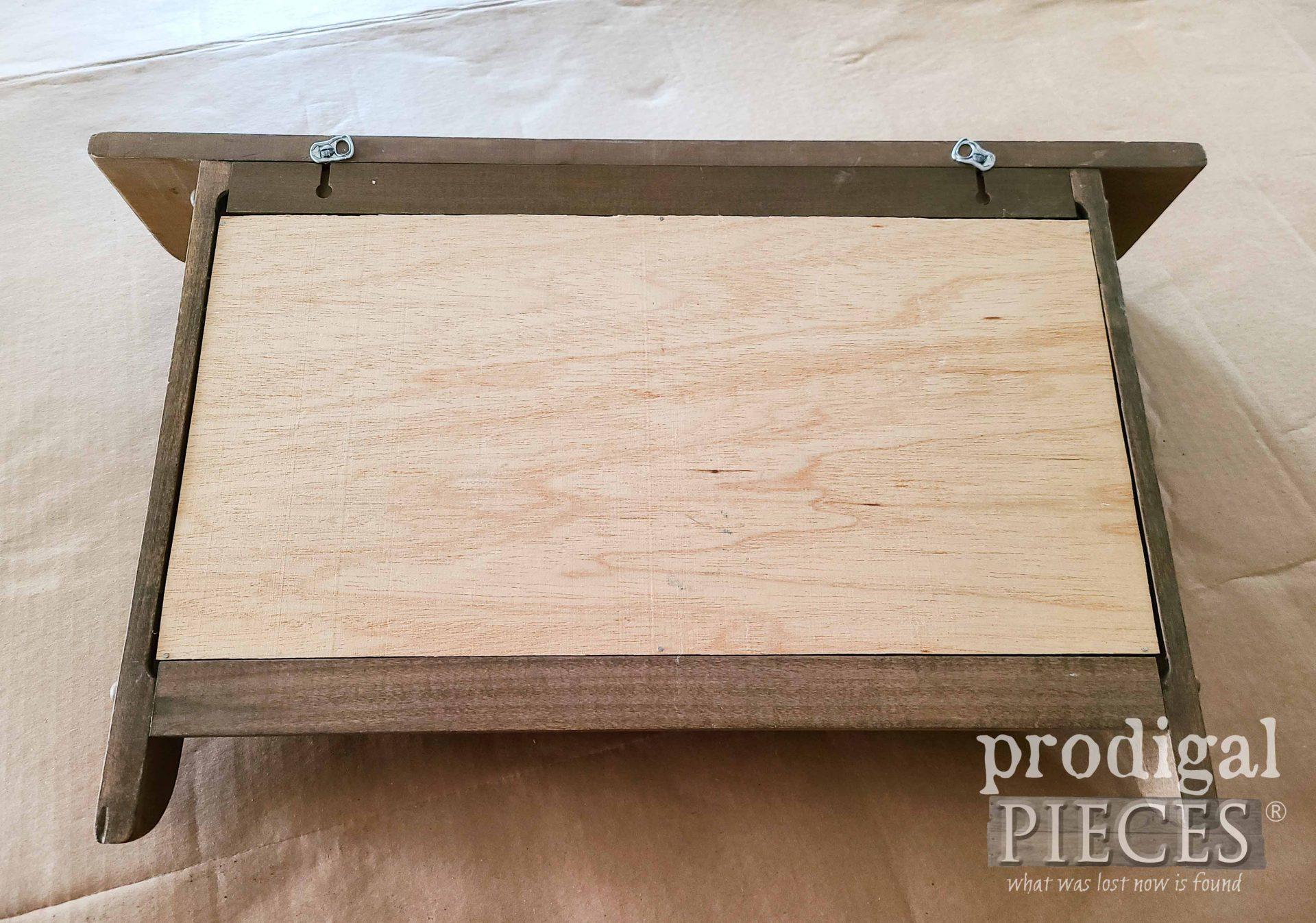 Vintage Shelf Back | prodigalpieces.com