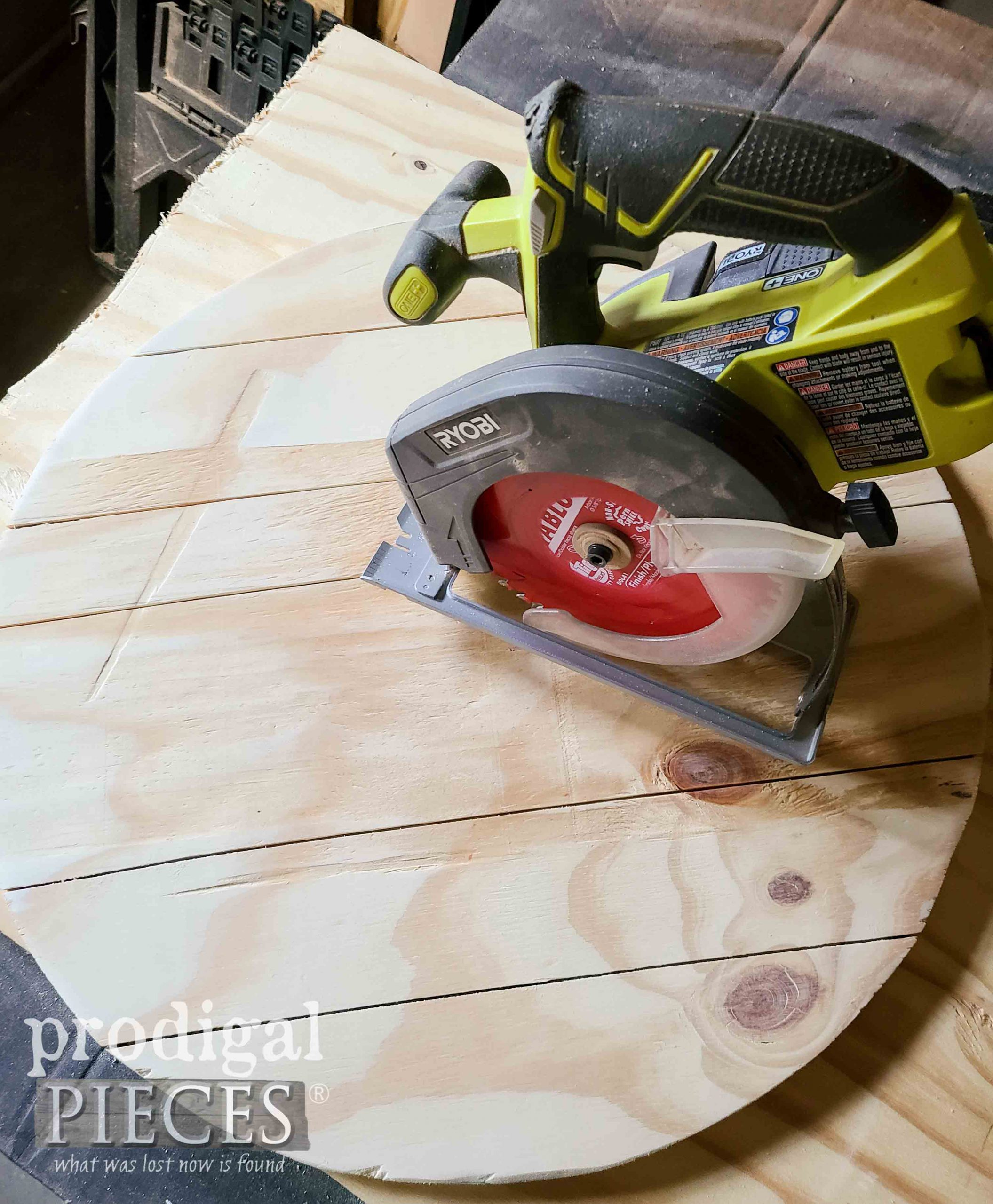 Cutting Wood Insert for Barrel Ring | prodigalpieces.com