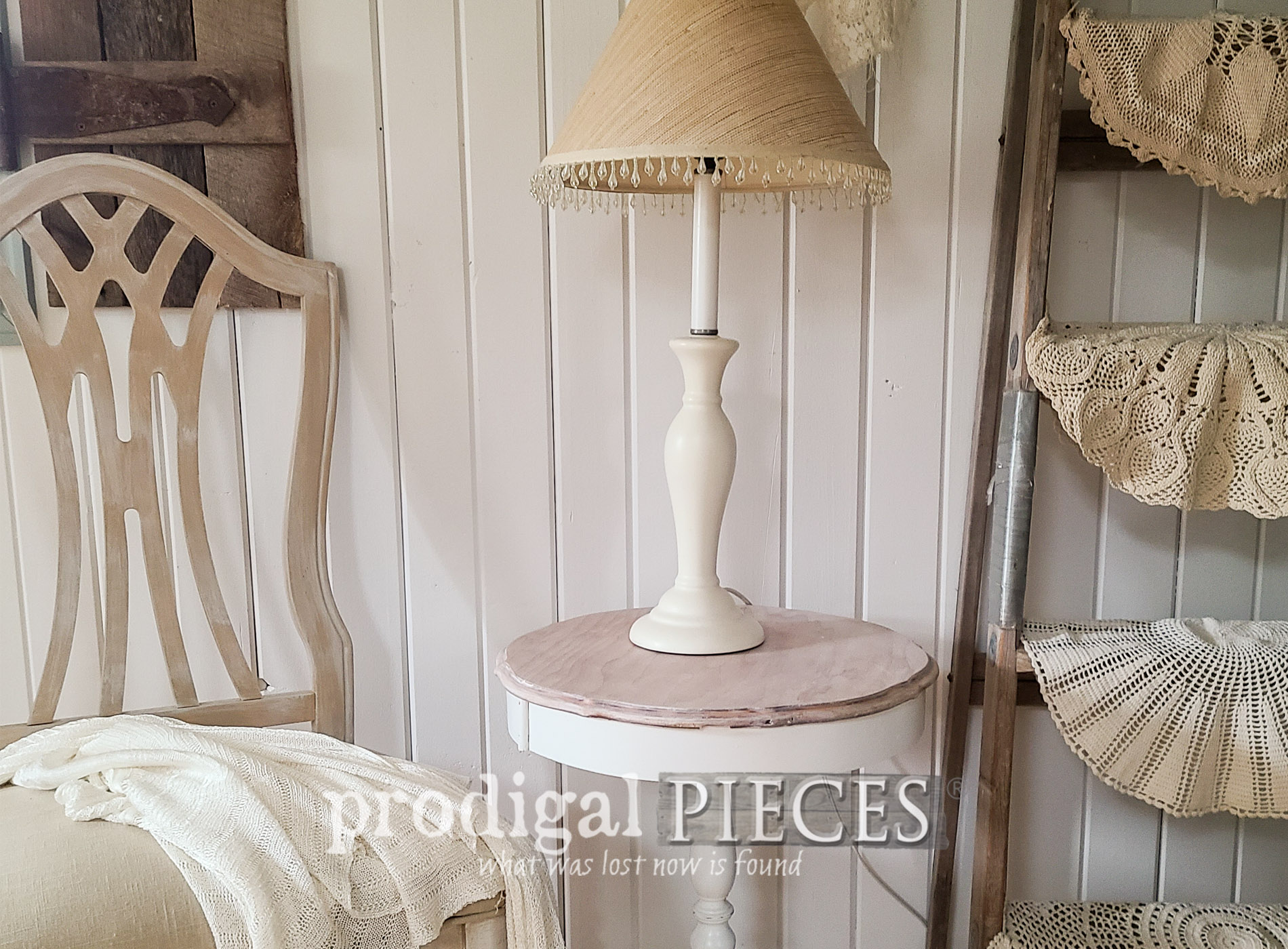 Featured Upholstered Chair Makeover by Larissa of Prodigal Pieces   prodigalpieces.com #prodigalpieces #furniture #diy #home #upholstery #homedecor #vintage